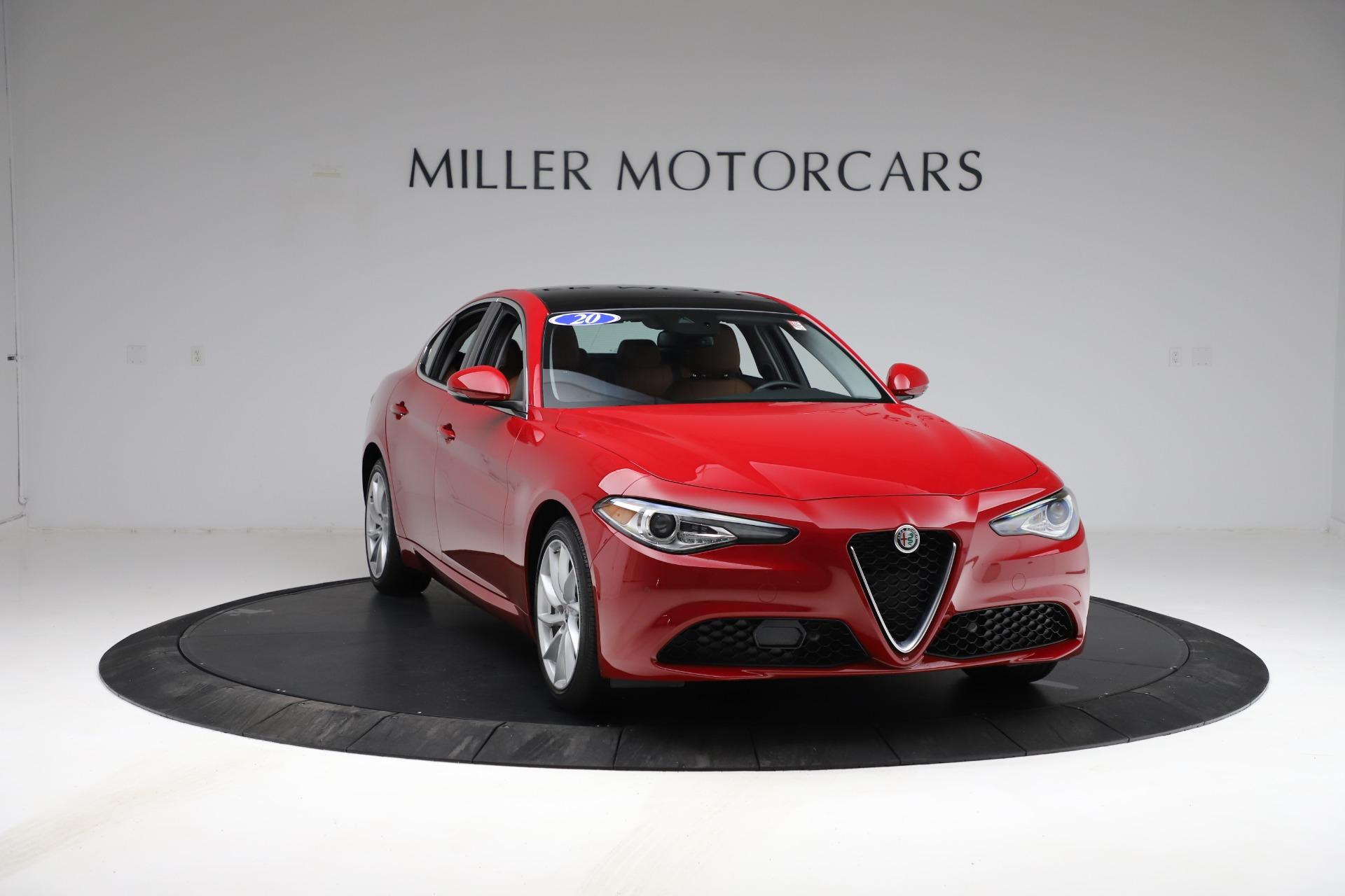 Used 2020 Alfa Romeo Giulia Q4