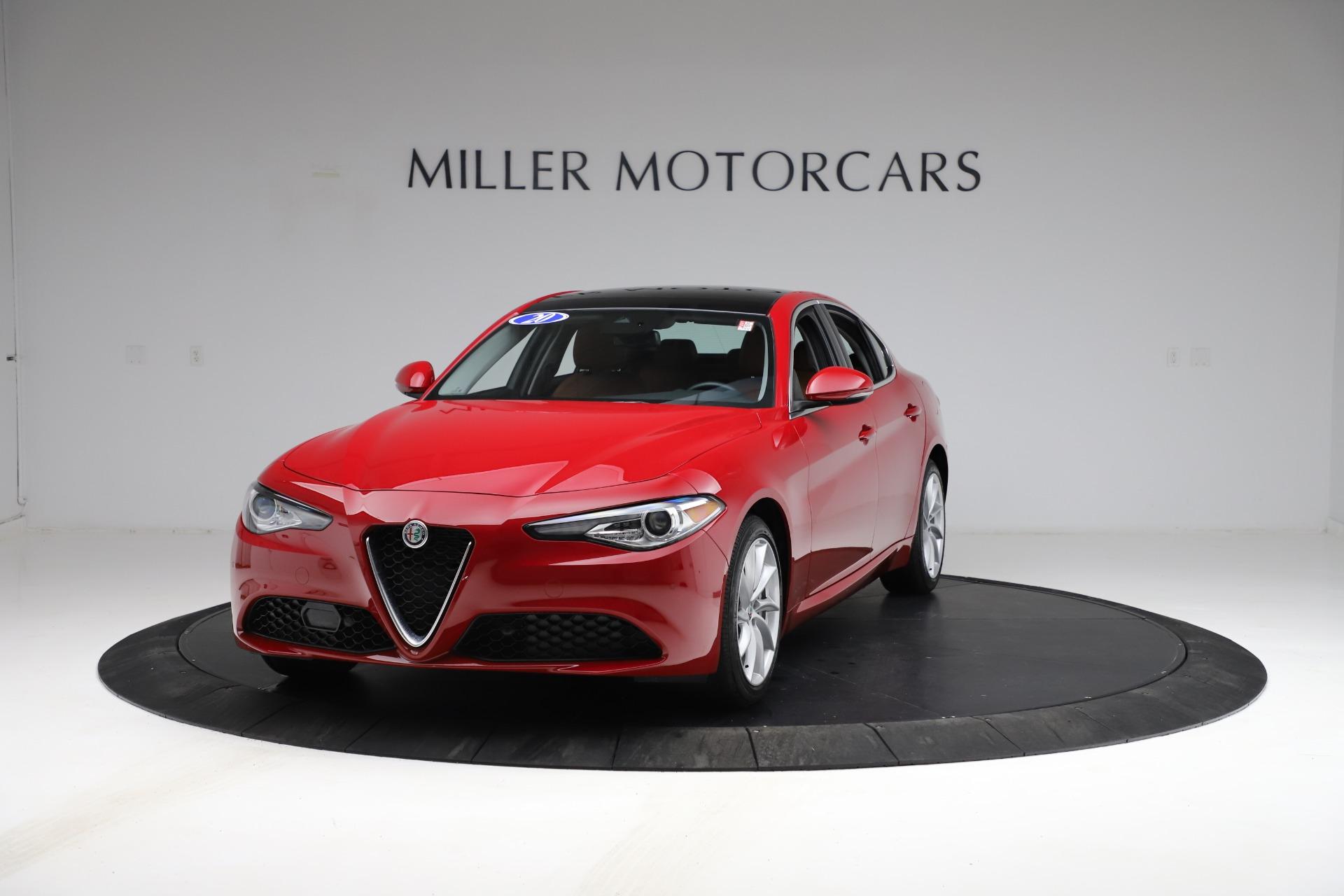 Used 2020 Alfa Romeo Giulia Q4 | Greenwich, CT