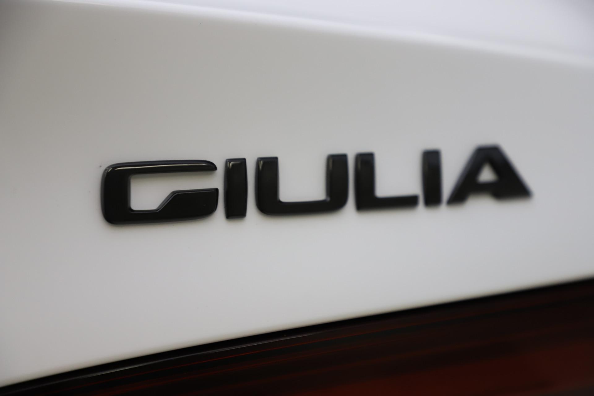 New 2020 Alfa Romeo Giulia Ti Sport Q4