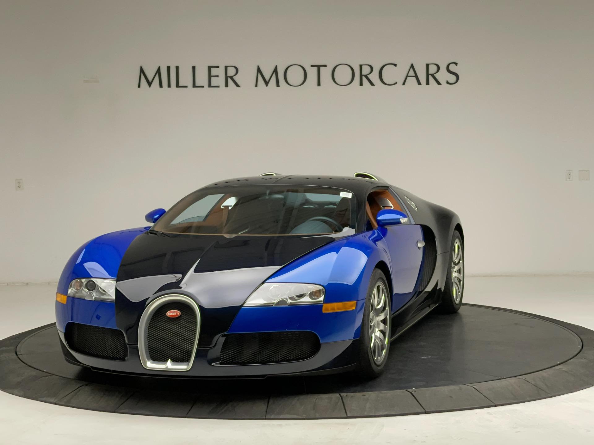 Used 2008 Bugatti Veyron 16.4  | Greenwich, CT