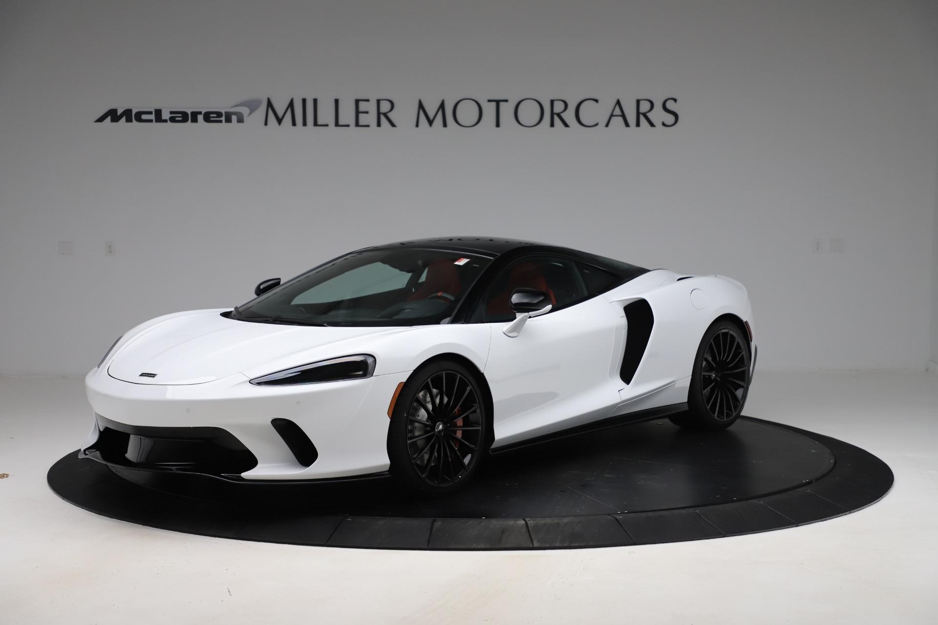 New 2020 McLaren GT Pioneer | Greenwich, CT