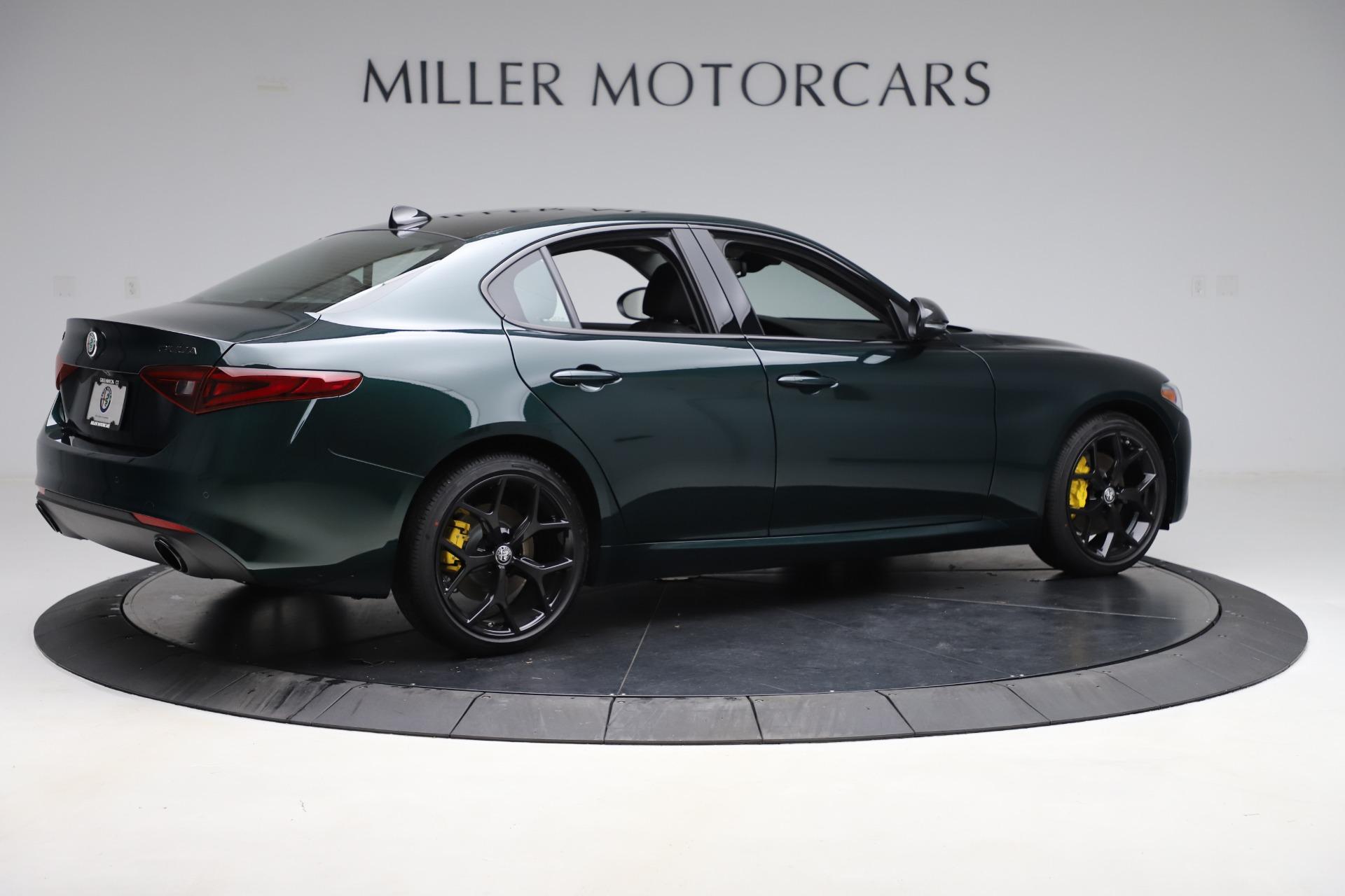 New 2020 Alfa Romeo Giulia Ti Q4