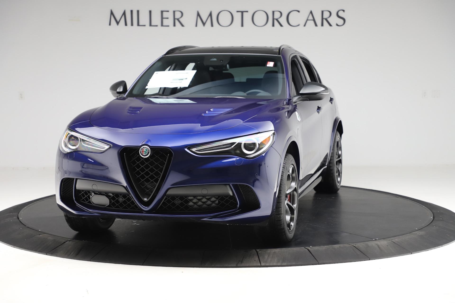 New 2020 Alfa Romeo Stelvio Quadrifoglio   Greenwich, CT