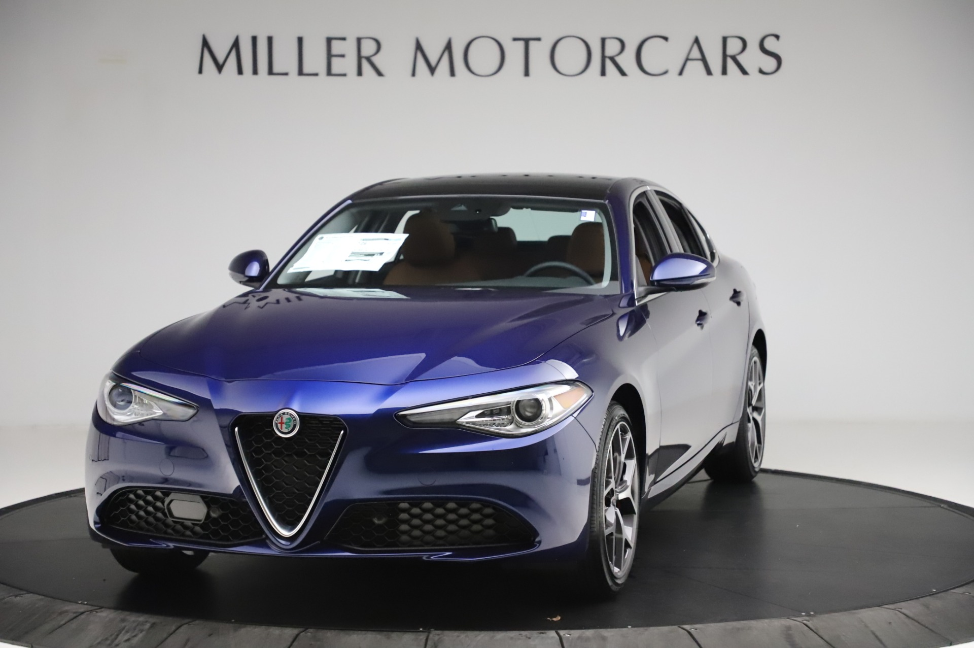 New 2020 Alfa Romeo Giulia Ti Q4 | Greenwich, CT