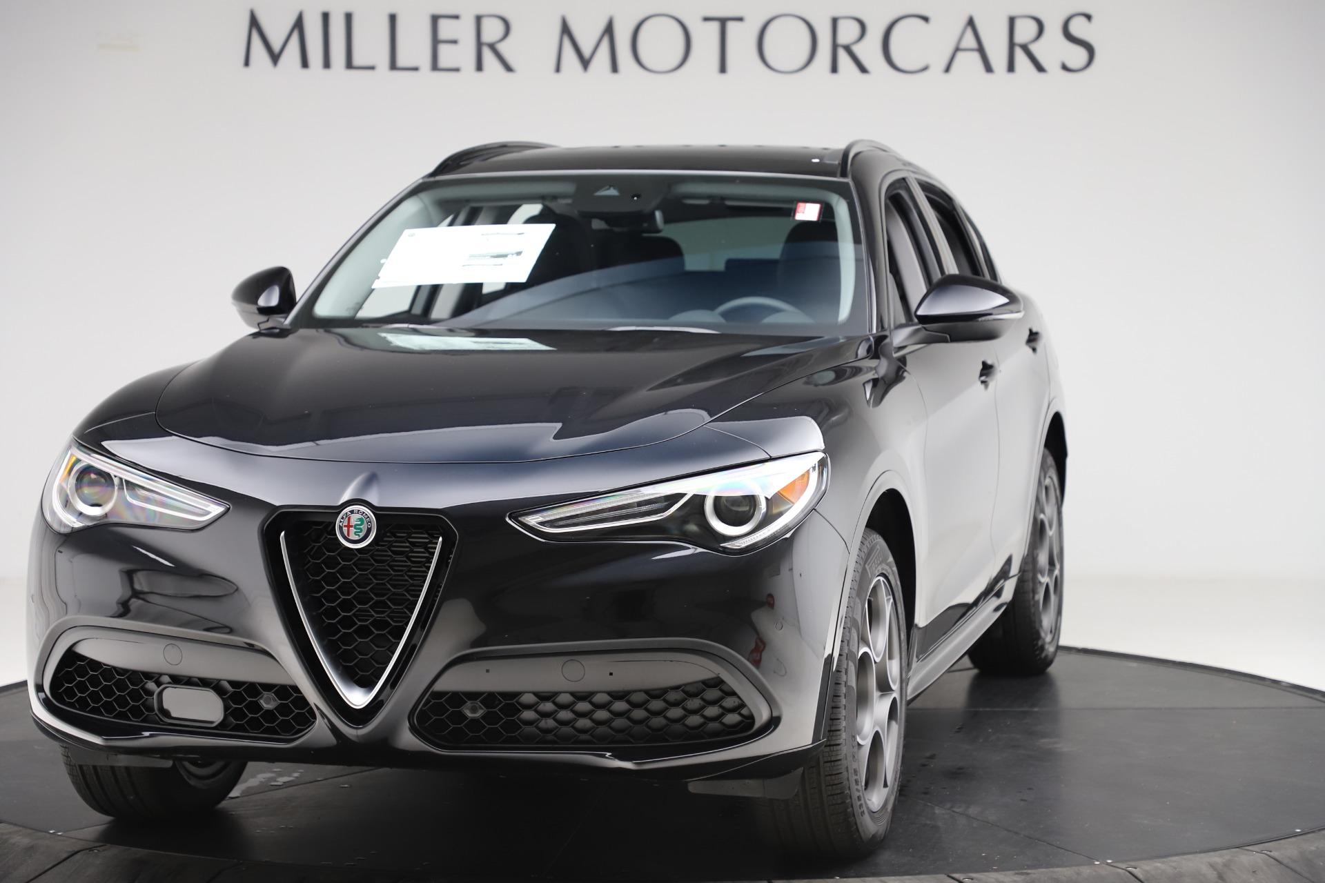 New 2020 Alfa Romeo Stelvio Sport Q4   Greenwich, CT