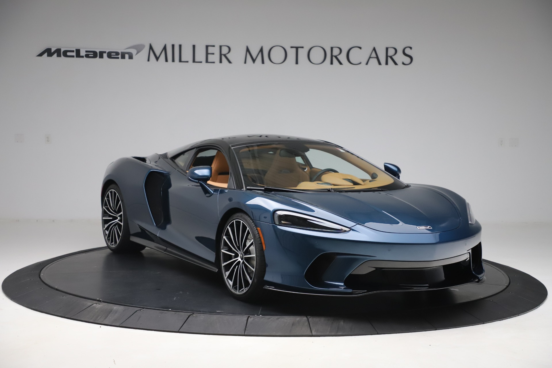 New 2020 McLaren GT Coupe