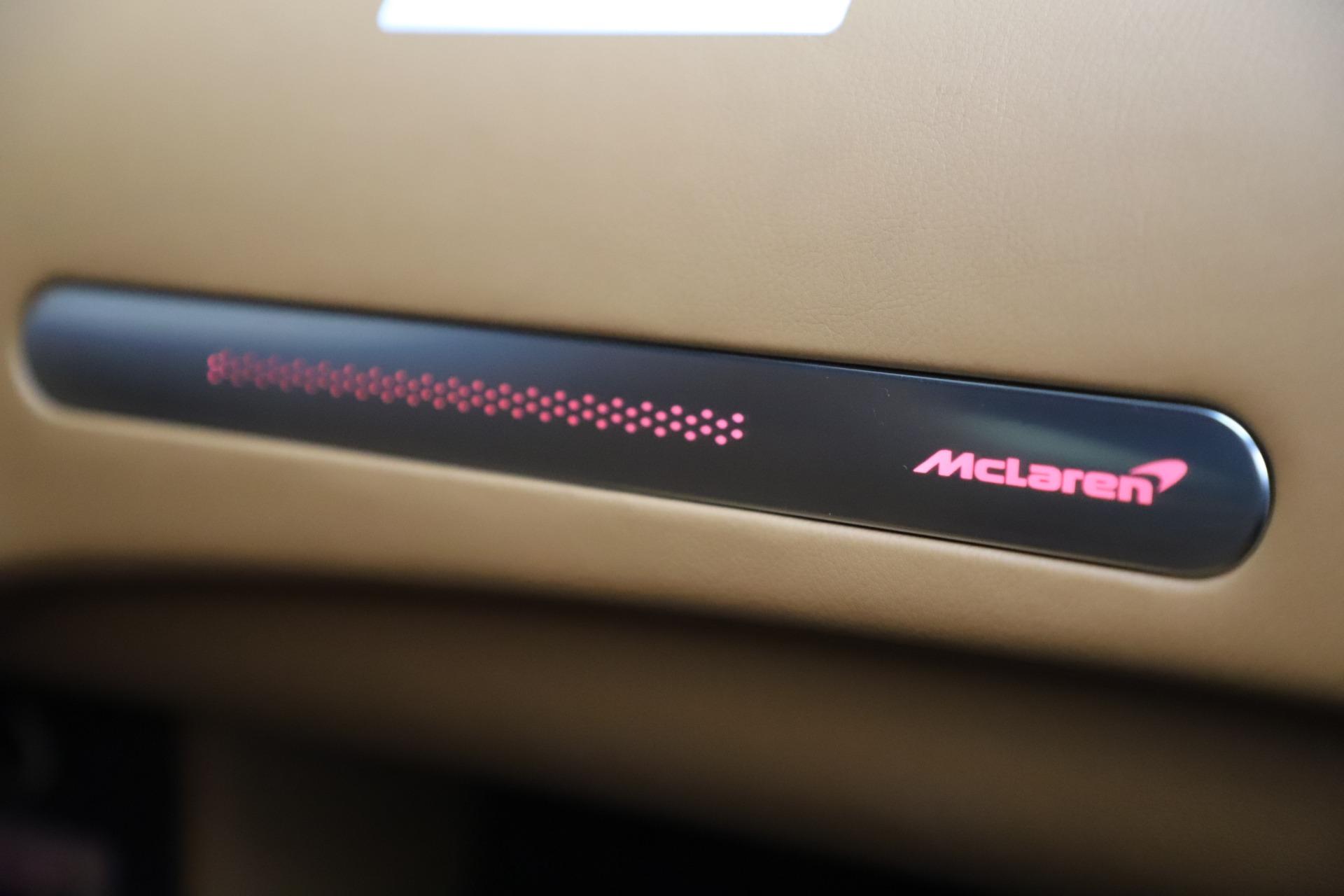Used 2020 McLaren GT Luxe