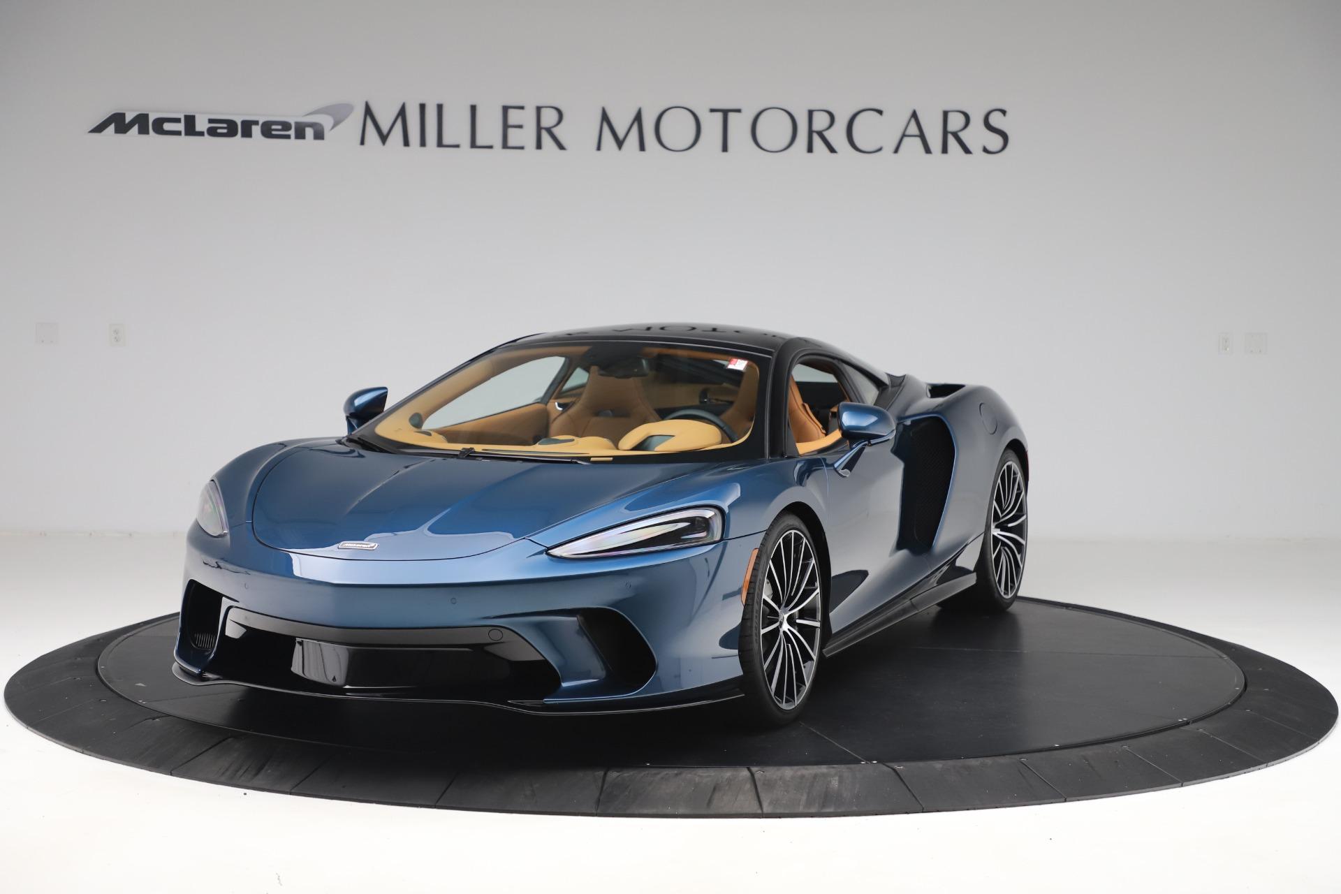 Used 2020 McLaren GT Luxe | Greenwich, CT