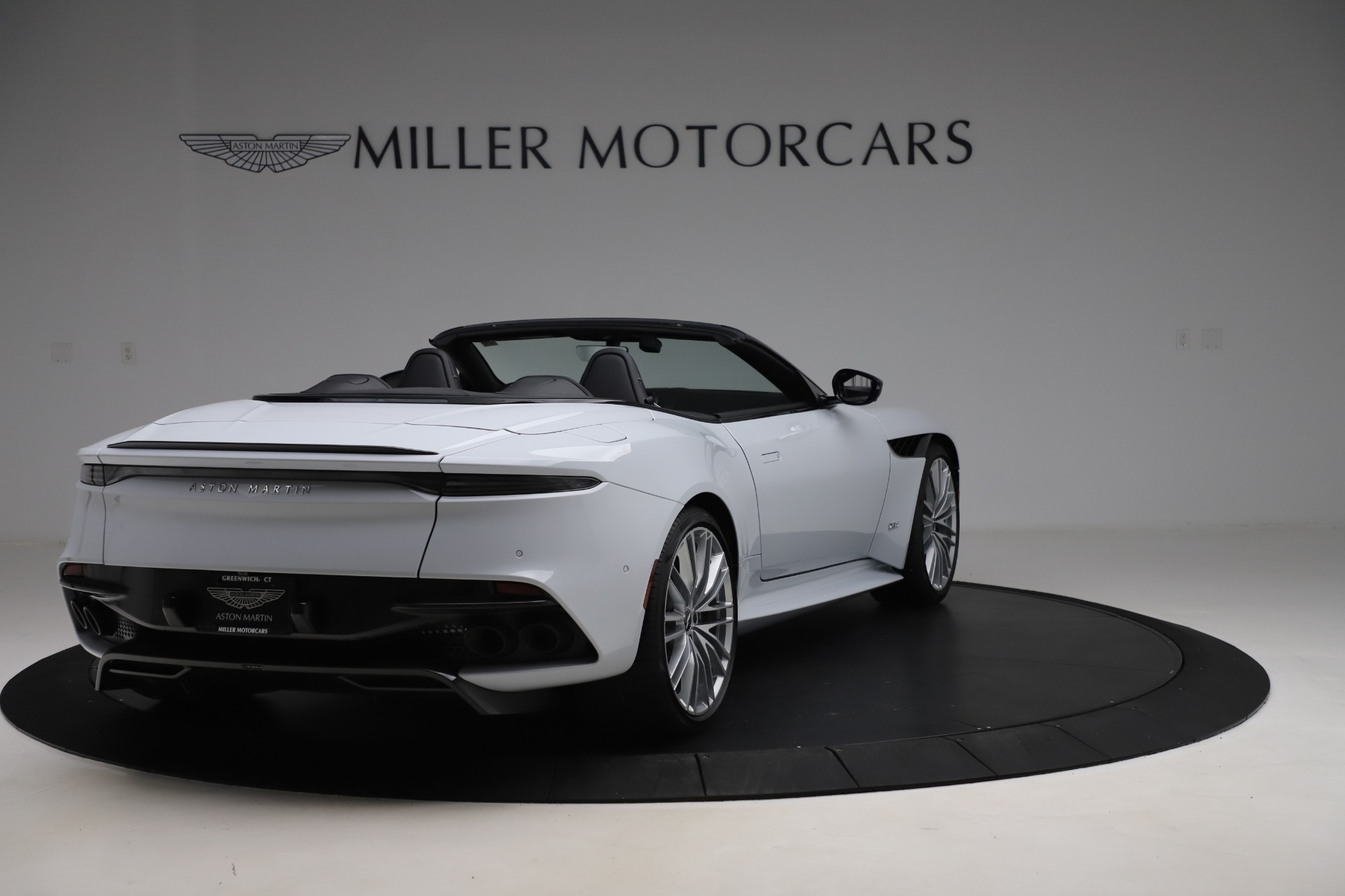 New 2020 Aston Martin DBS Superleggera Volante Convertible