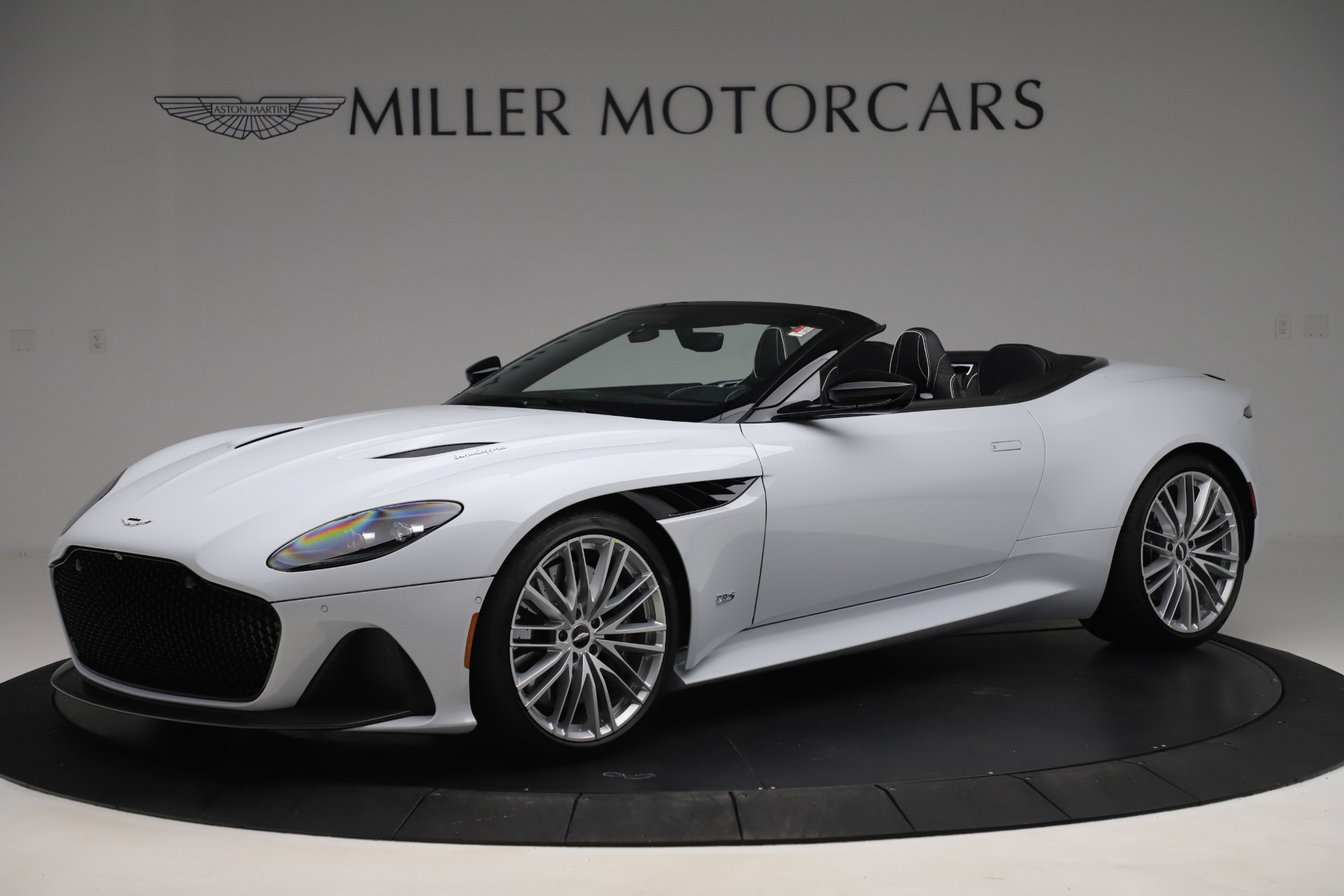 New 2020 Aston Martin DBS Superleggera Volante Convertible | Greenwich, CT