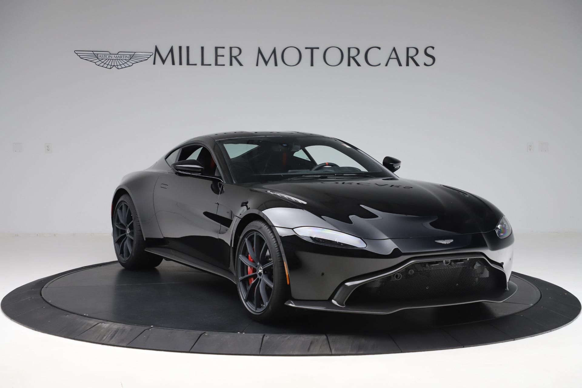 New 2020 Aston Martin Vantage AMR Coupe