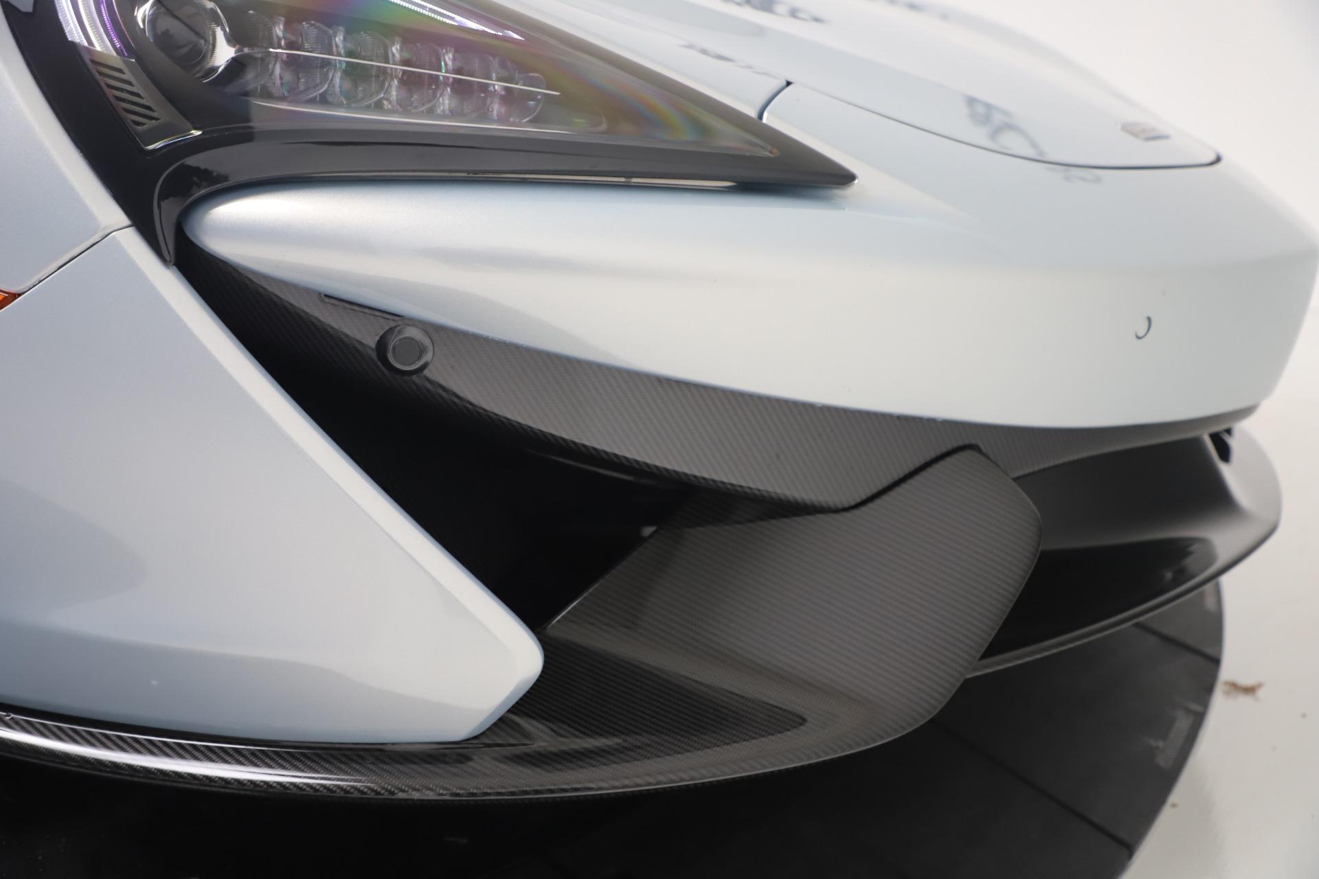 New 2020 McLaren 570S Spider Convertible