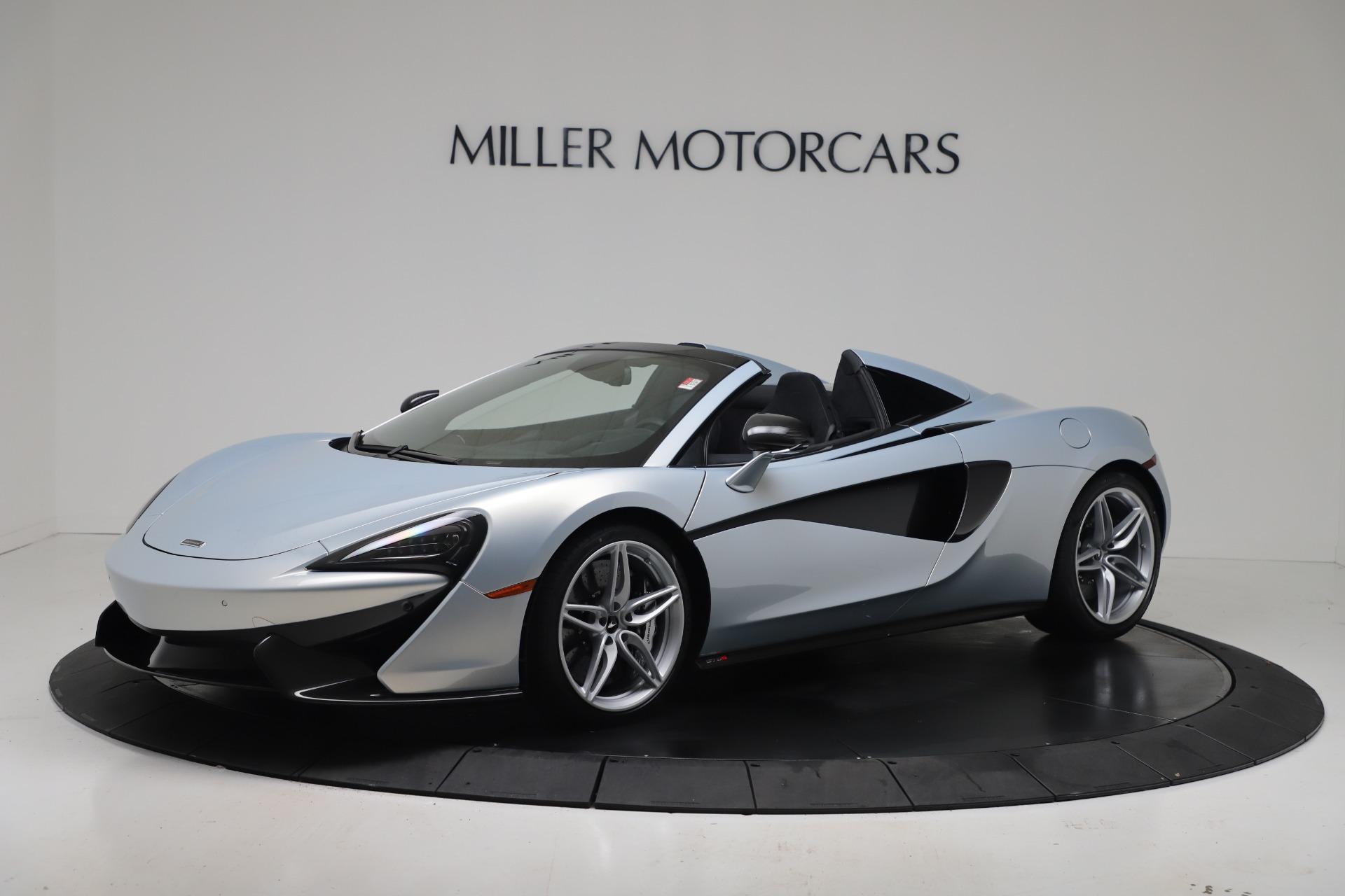 New 2020 McLaren 570S Spider Convertible | Greenwich, CT