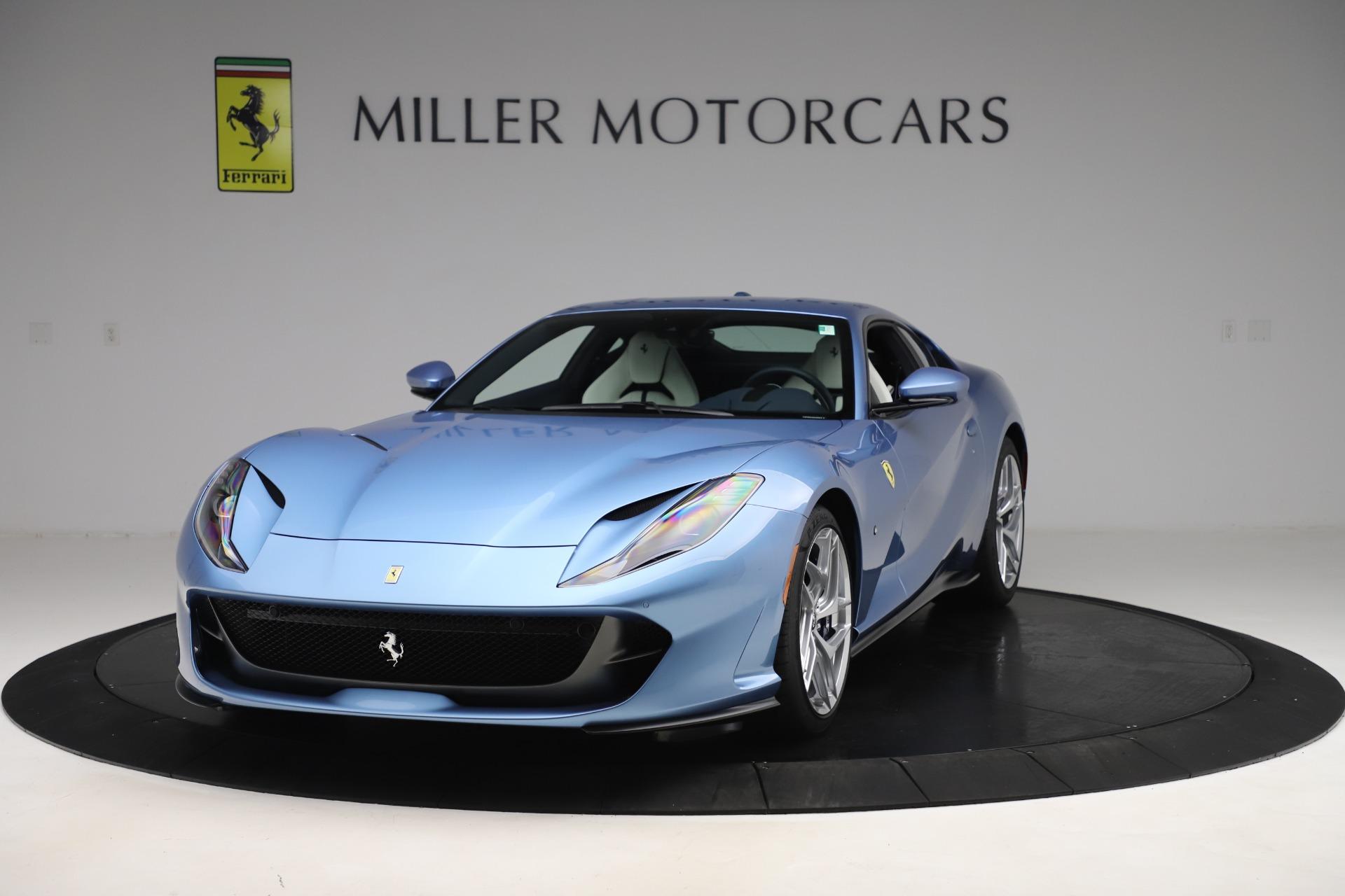 Pre Owned 2020 Ferrari 812 Superfast For Sale Ferrari Of Greenwich Stock 4670