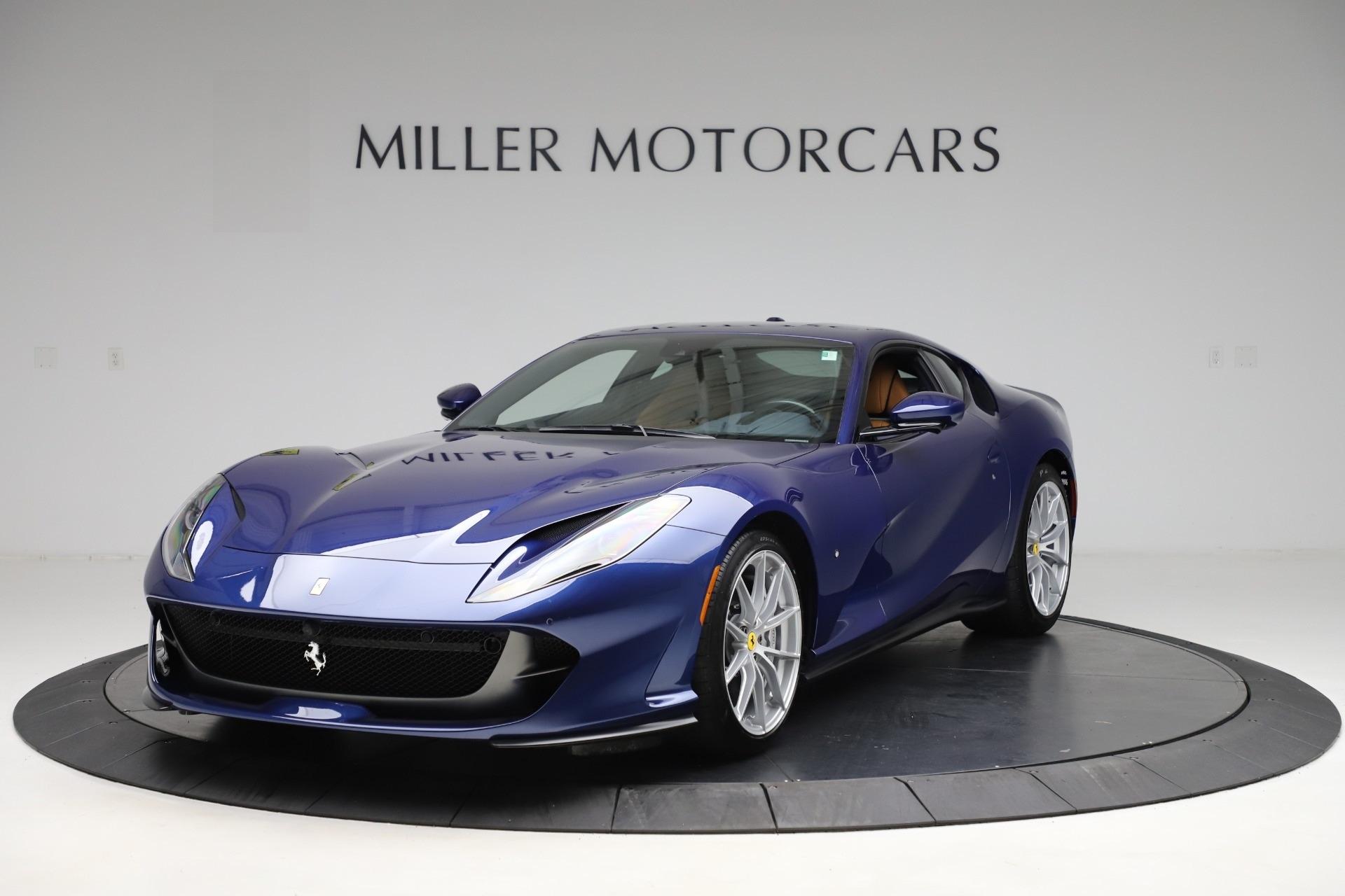 Pre Owned 2020 Ferrari 812 Superfast For Sale Ferrari Of Greenwich Stock 4666