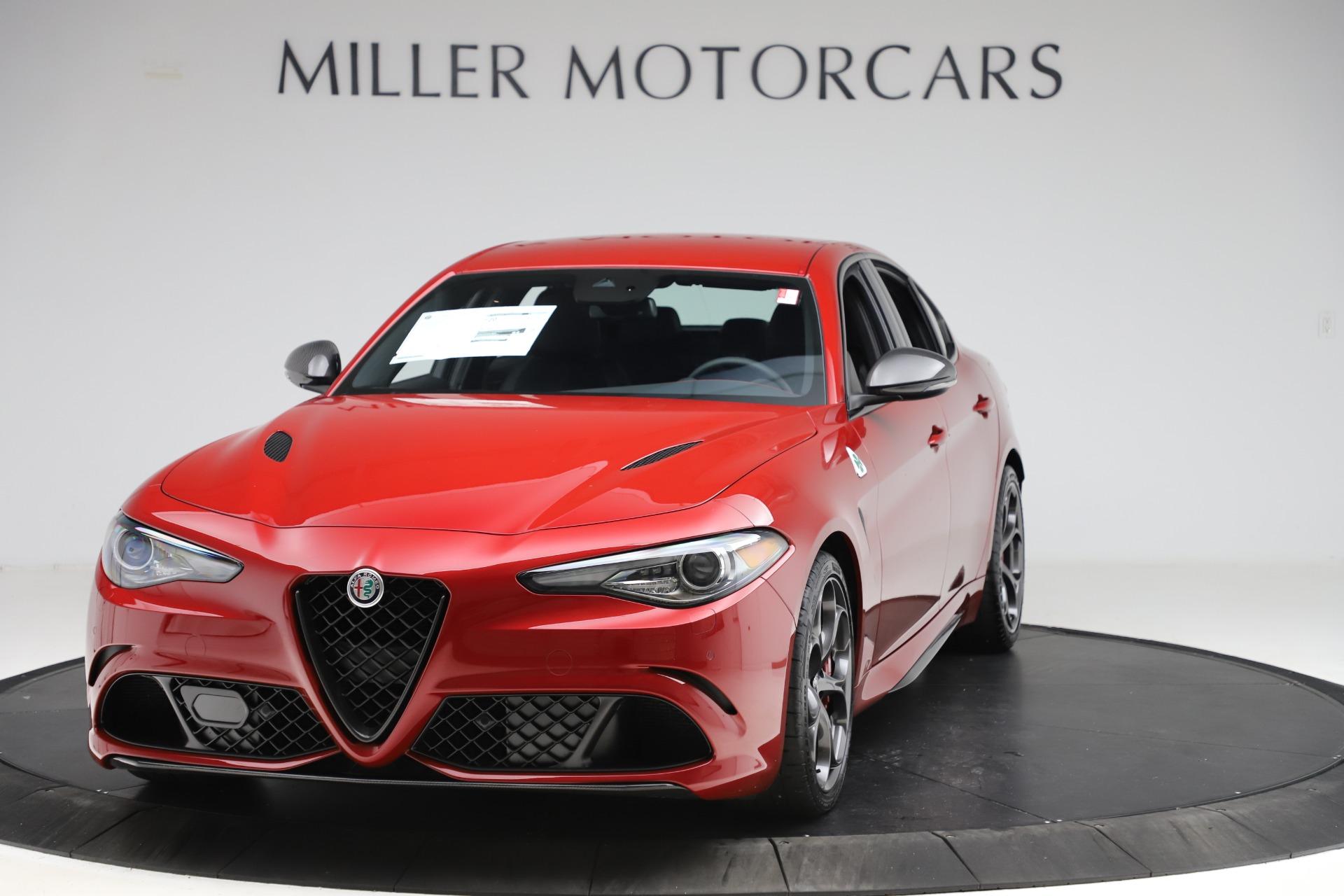 New 2020 Alfa Romeo Giulia Quadrifoglio  | Greenwich, CT