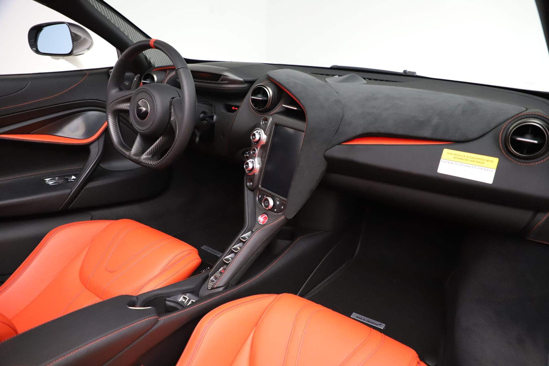 New 2020 McLaren 720S Spider Performance