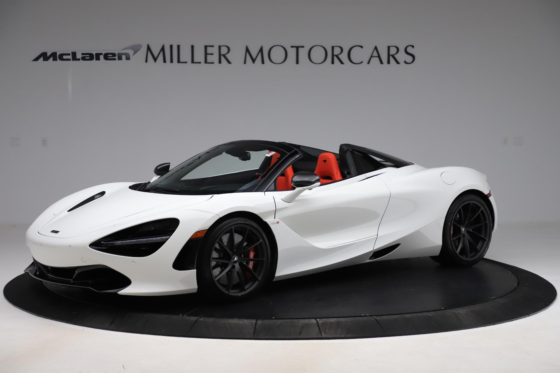New 2020 McLaren 720S Spider Performance | Greenwich, CT