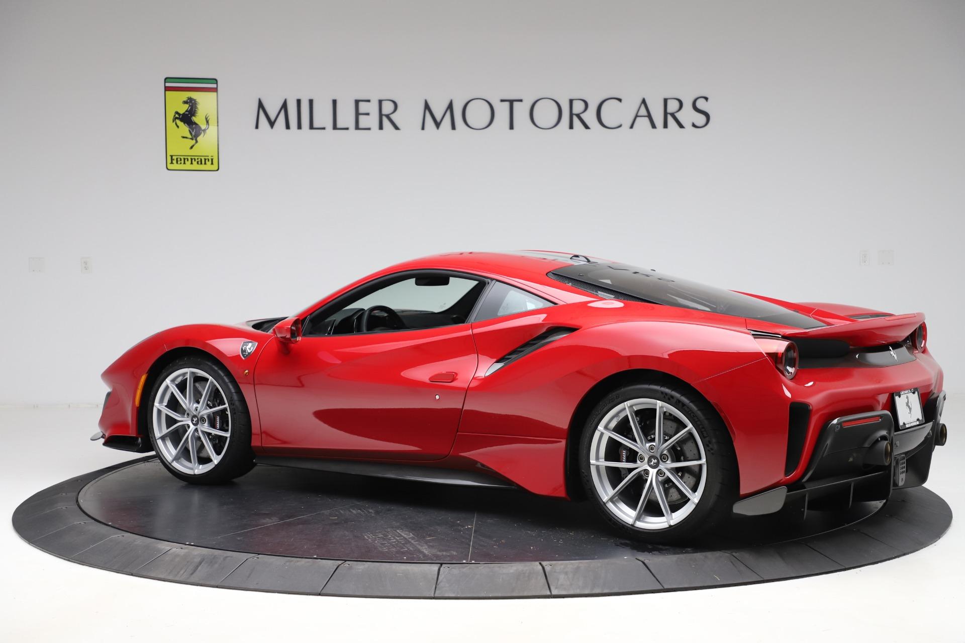 Pre-Owned 2020 Ferrari 488 Pista For Sale | Ferrari of ...
