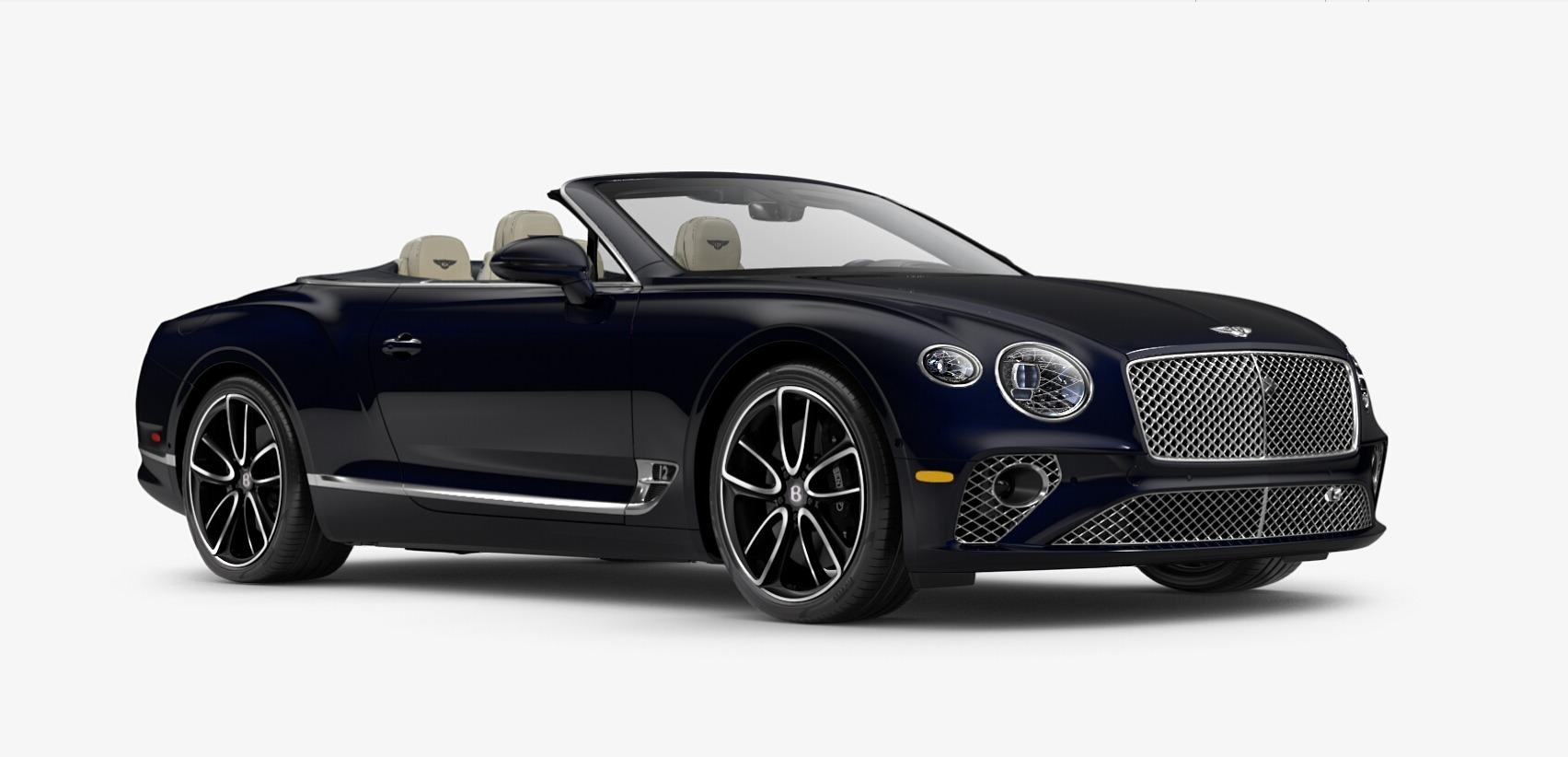 New 2020 Bentley Continental GTC W12 | Greenwich, CT