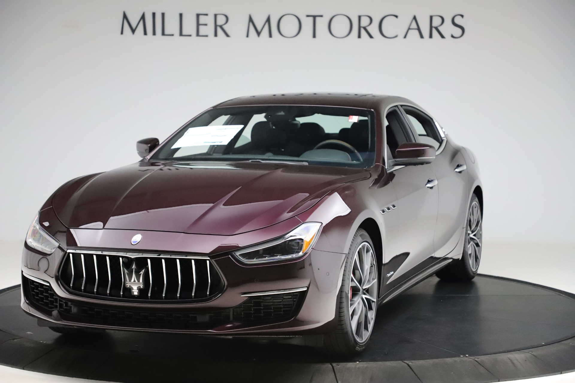 New 2020 Maserati Ghibli S Q4 GranLusso | Greenwich, CT