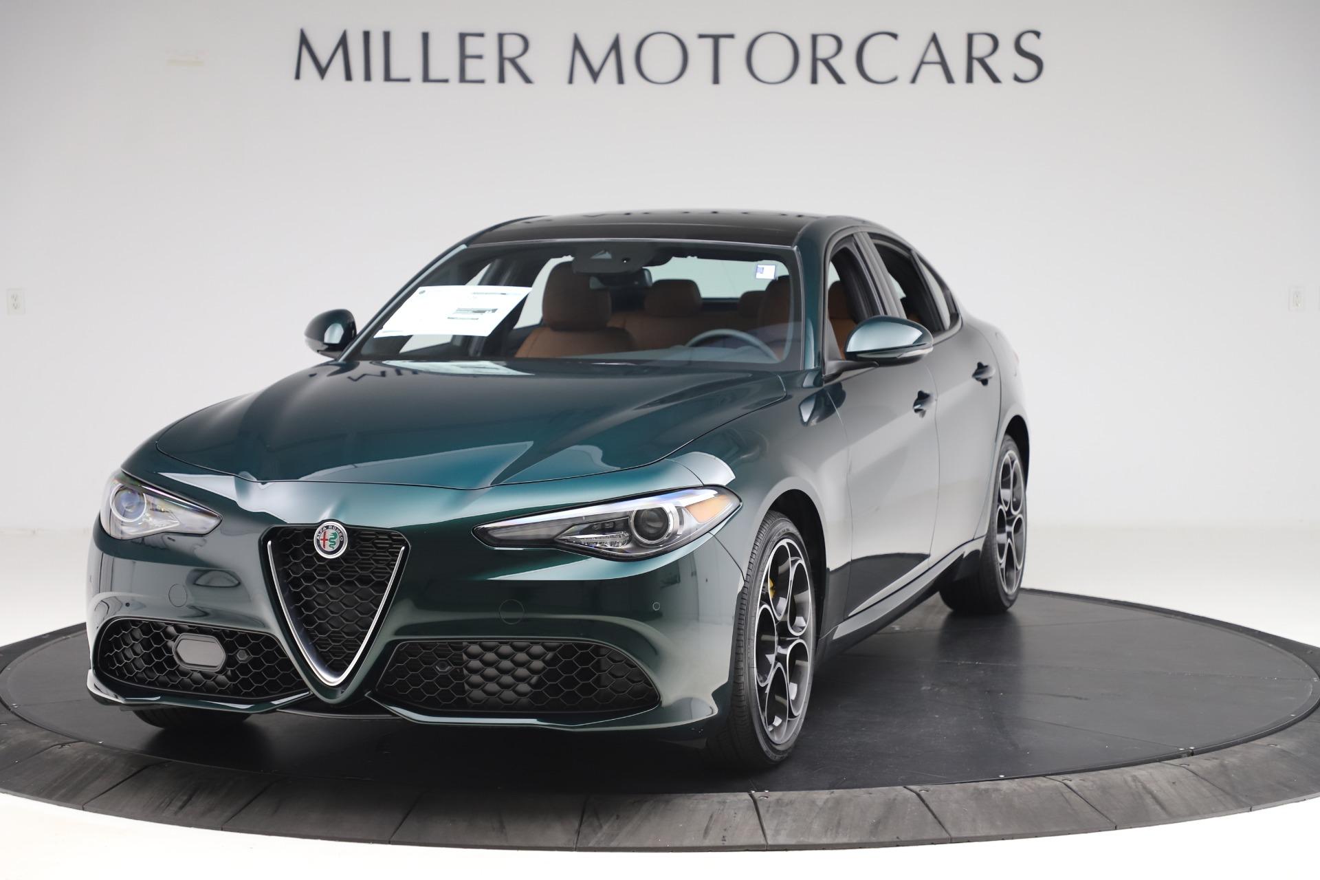New 2020 Alfa Romeo Giulia Ti Sport Q4 | Greenwich, CT