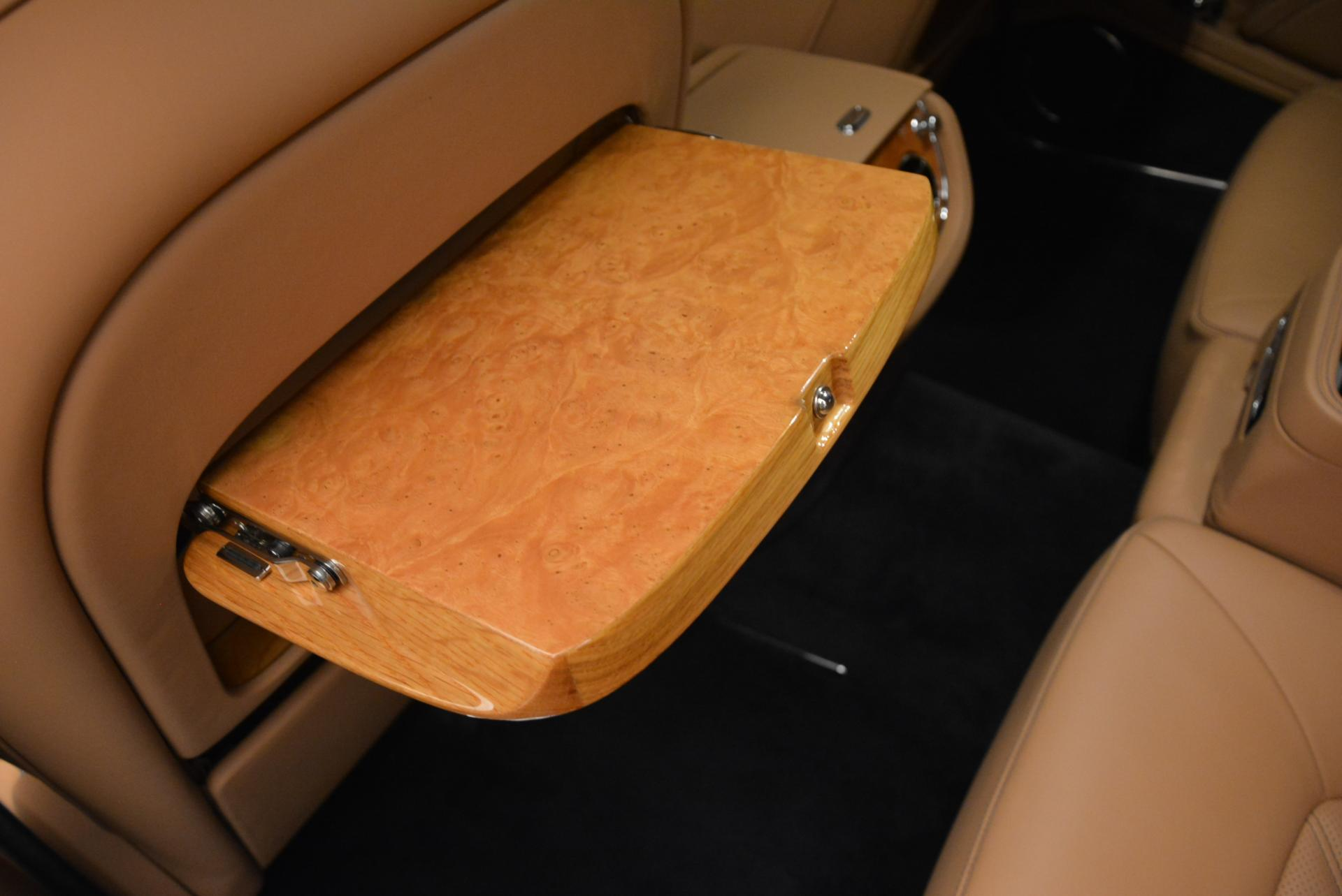 Used 2013 Bentley Mulsanne Le Mans Edition Number 1 of 48