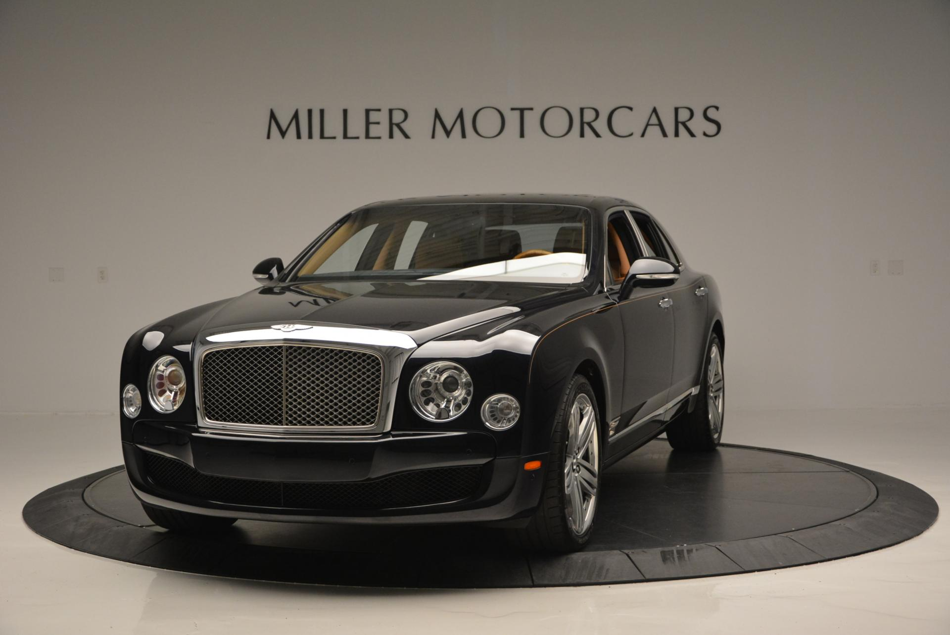 Used 2013 Bentley Mulsanne Le Mans Edition- Number 1 of 48 | Greenwich, CT