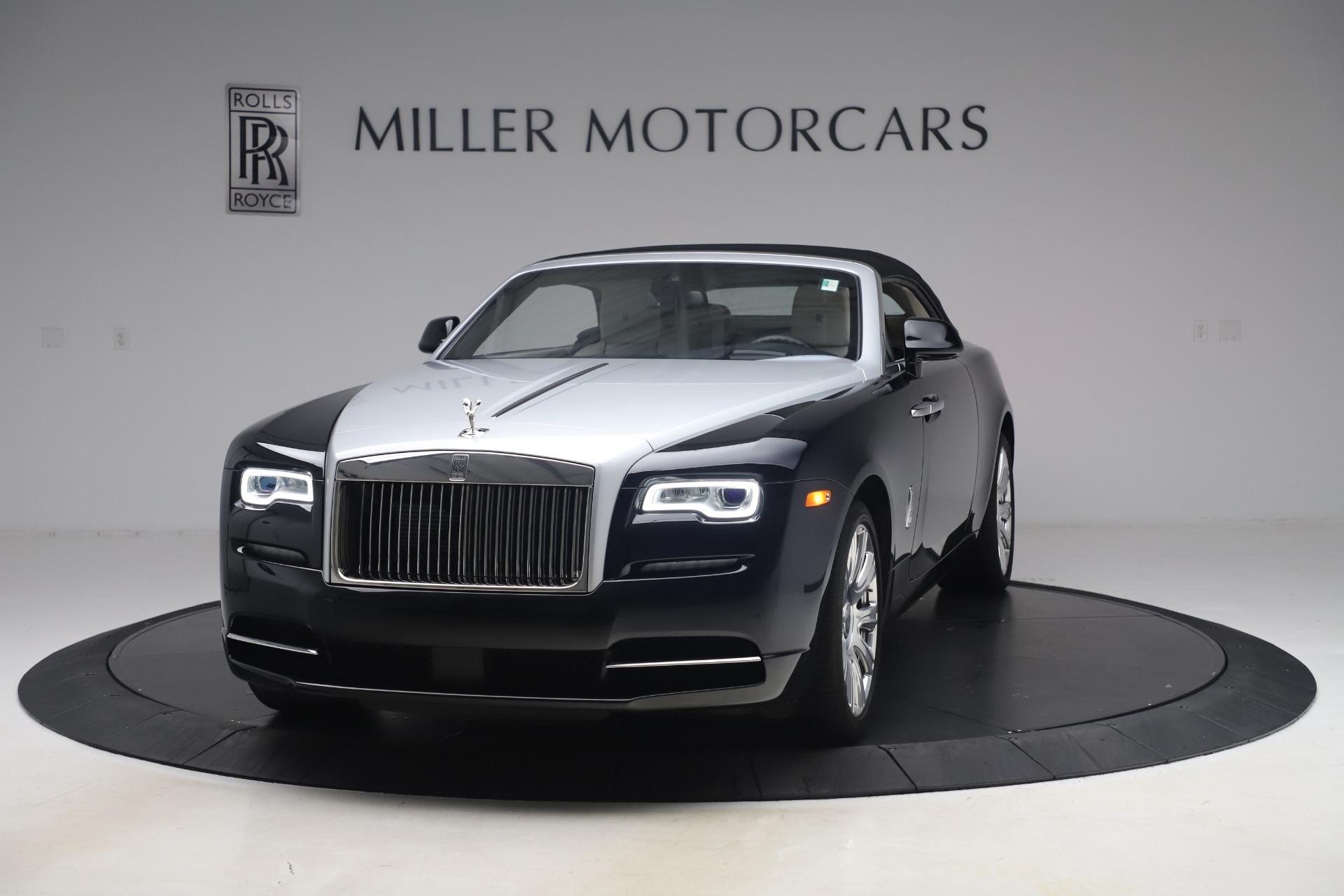 Used 2017 Rolls Royce Dawn