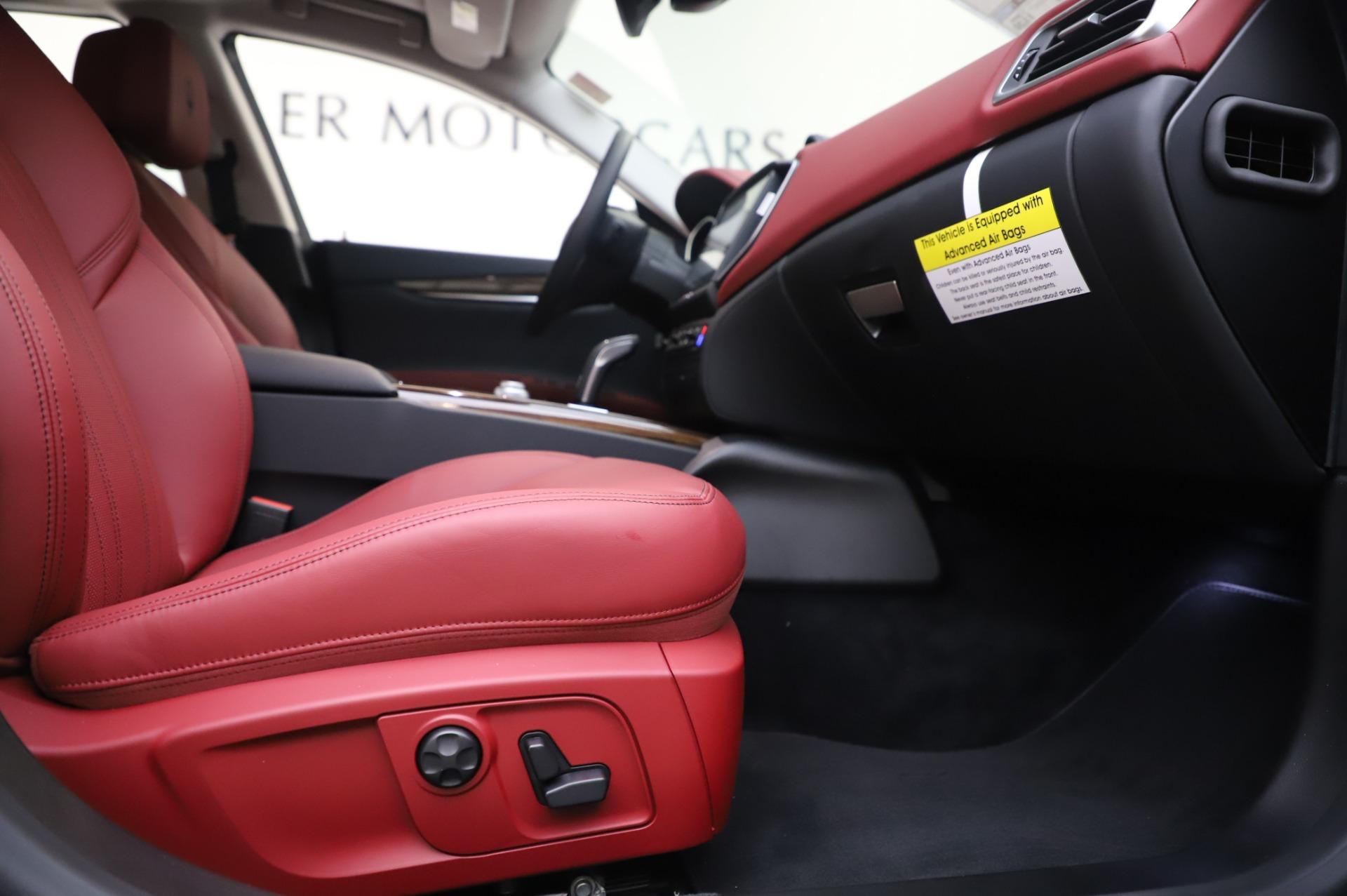New 2020 Maserati Ghibli S Q4