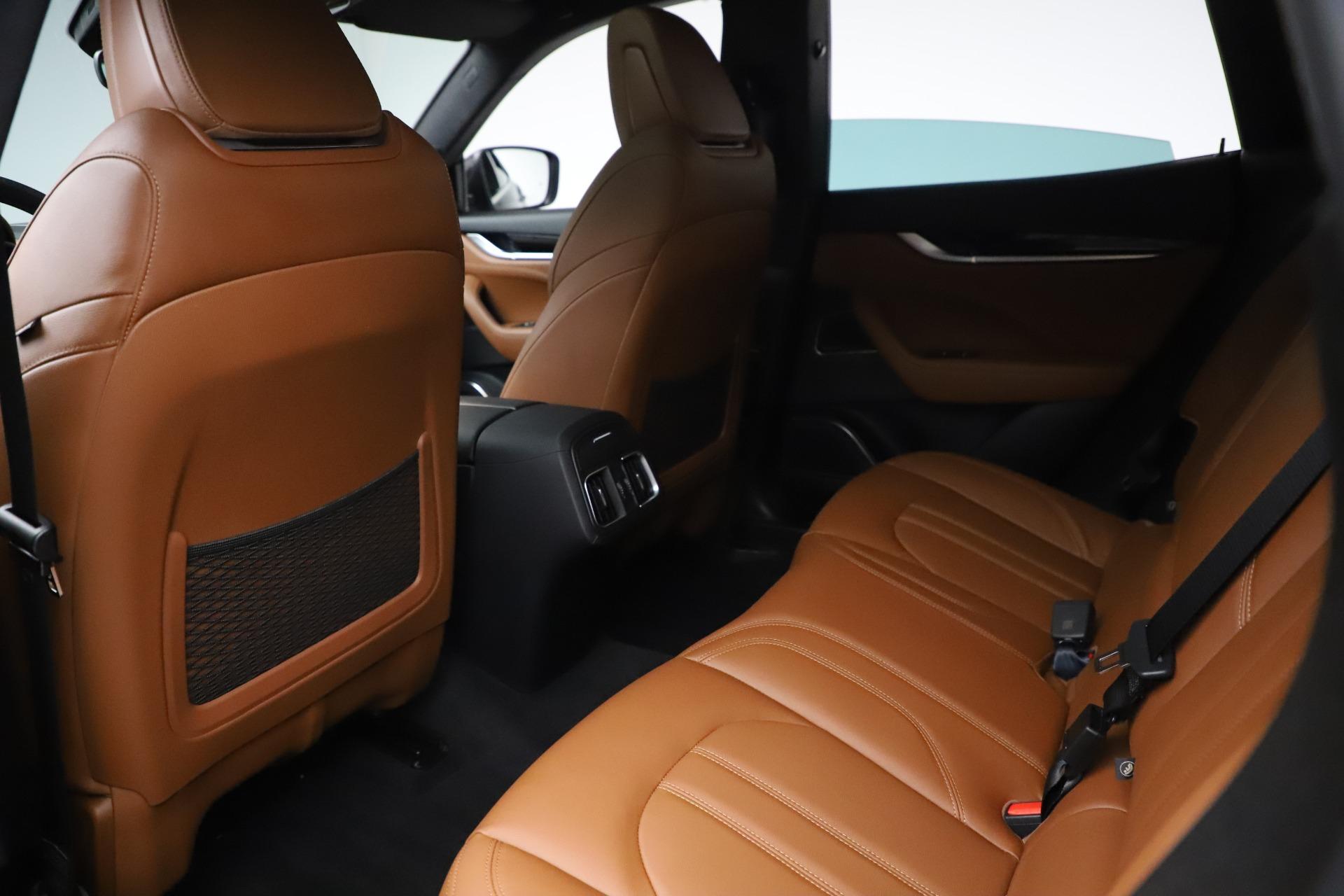 Used 2018 Maserati Levante GranSport