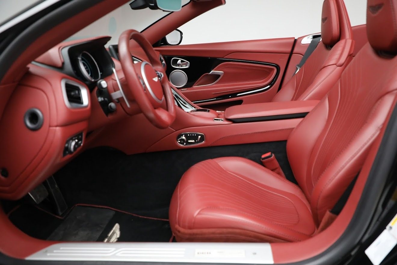 New 2020 Aston Martin DB11 Volante Convertible