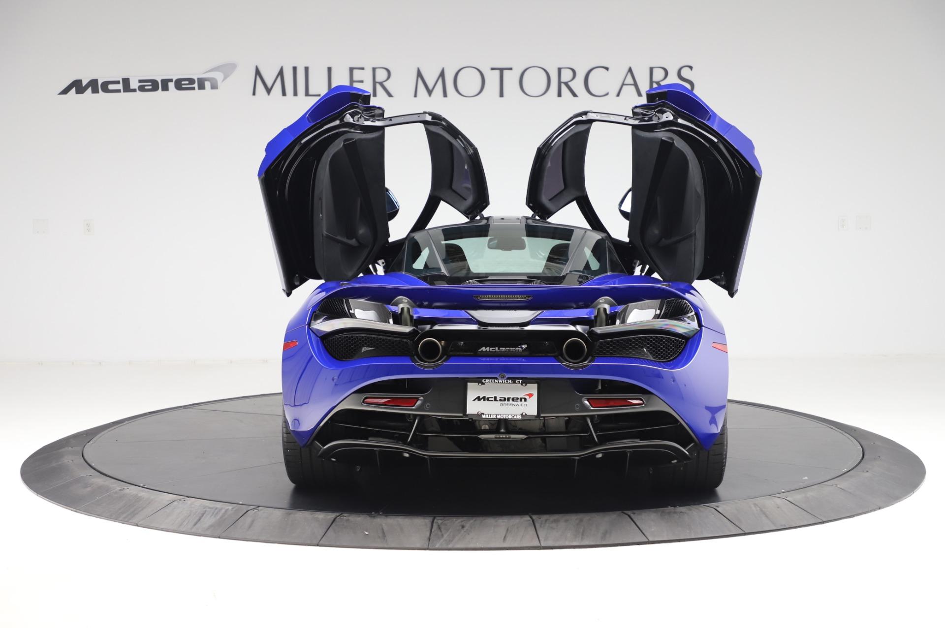 New 2020 McLaren 720S Performance