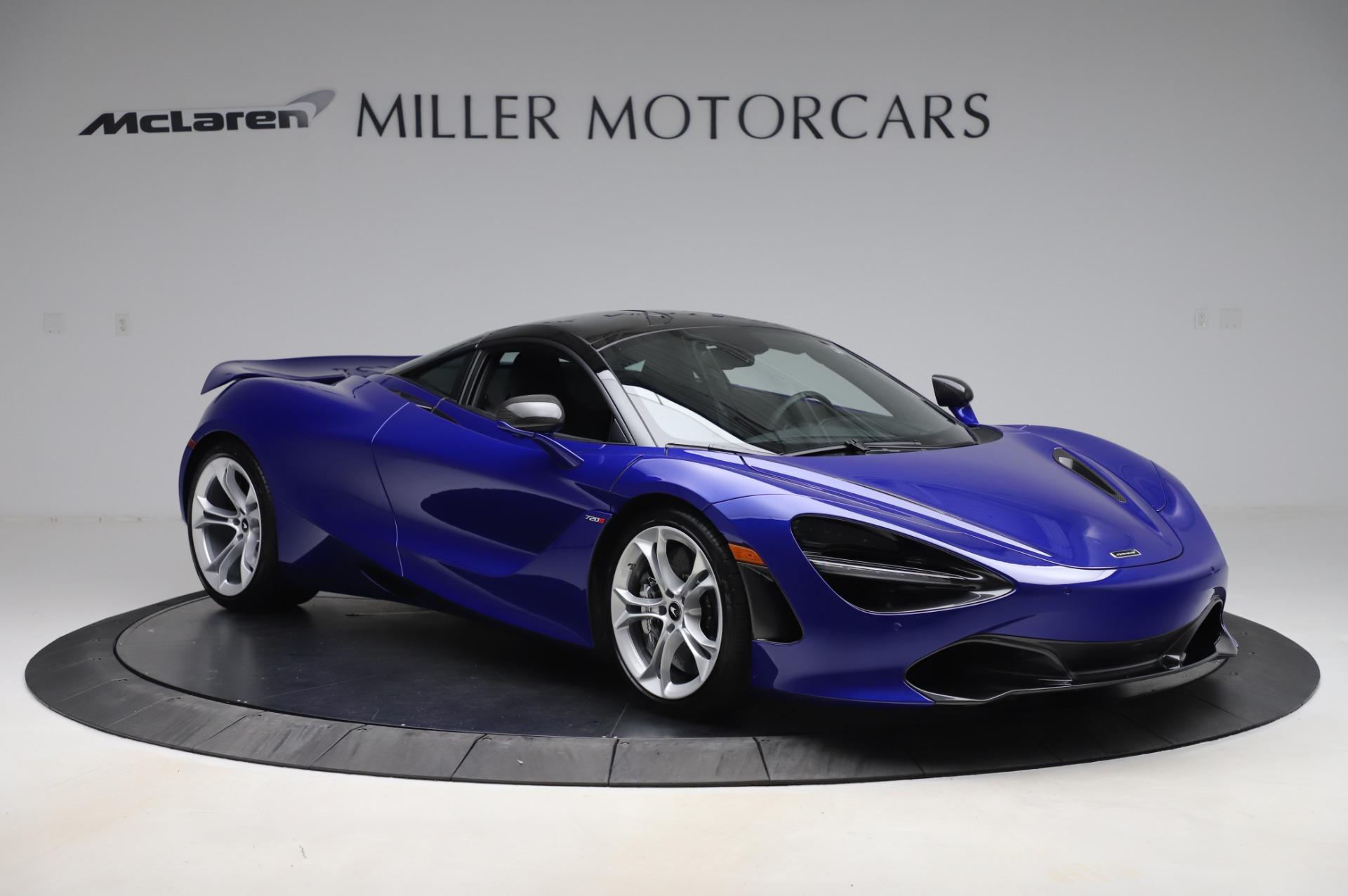 New 2020 McLaren 720S Coupe