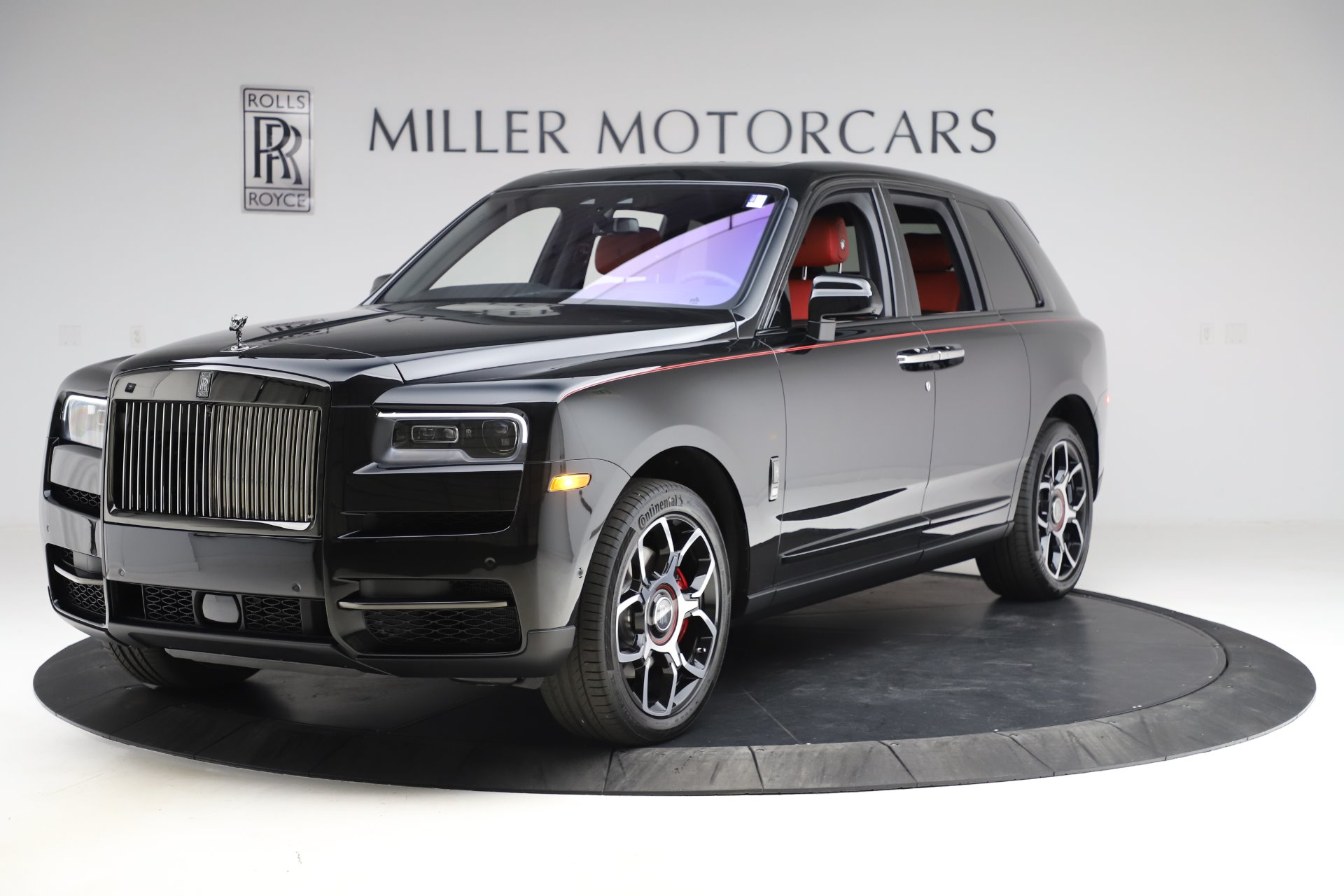 New 2020 Rolls-Royce Cullinan Black Badge | Greenwich, CT