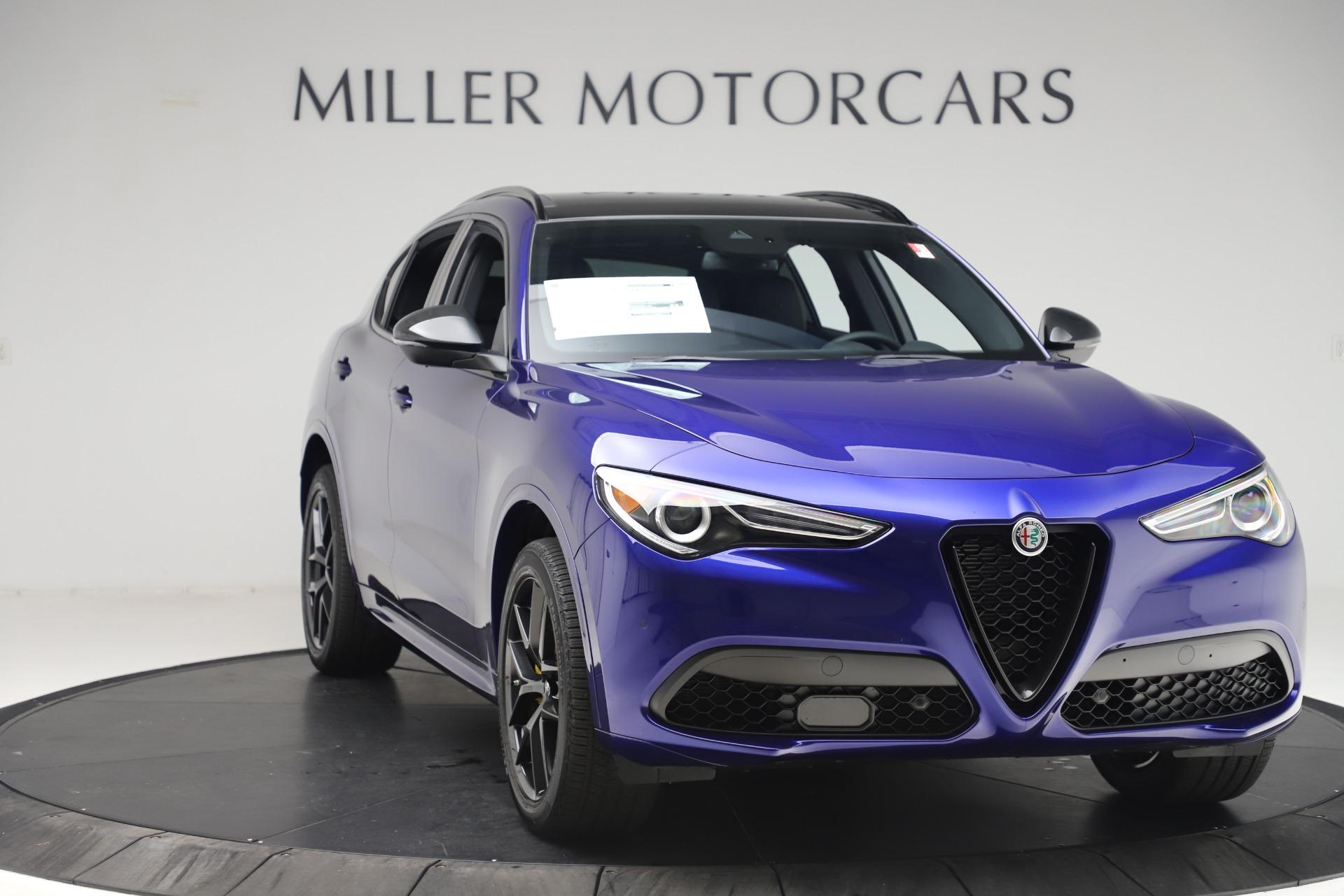 New 2020 Alfa Romeo Stelvio Ti Sport Q4