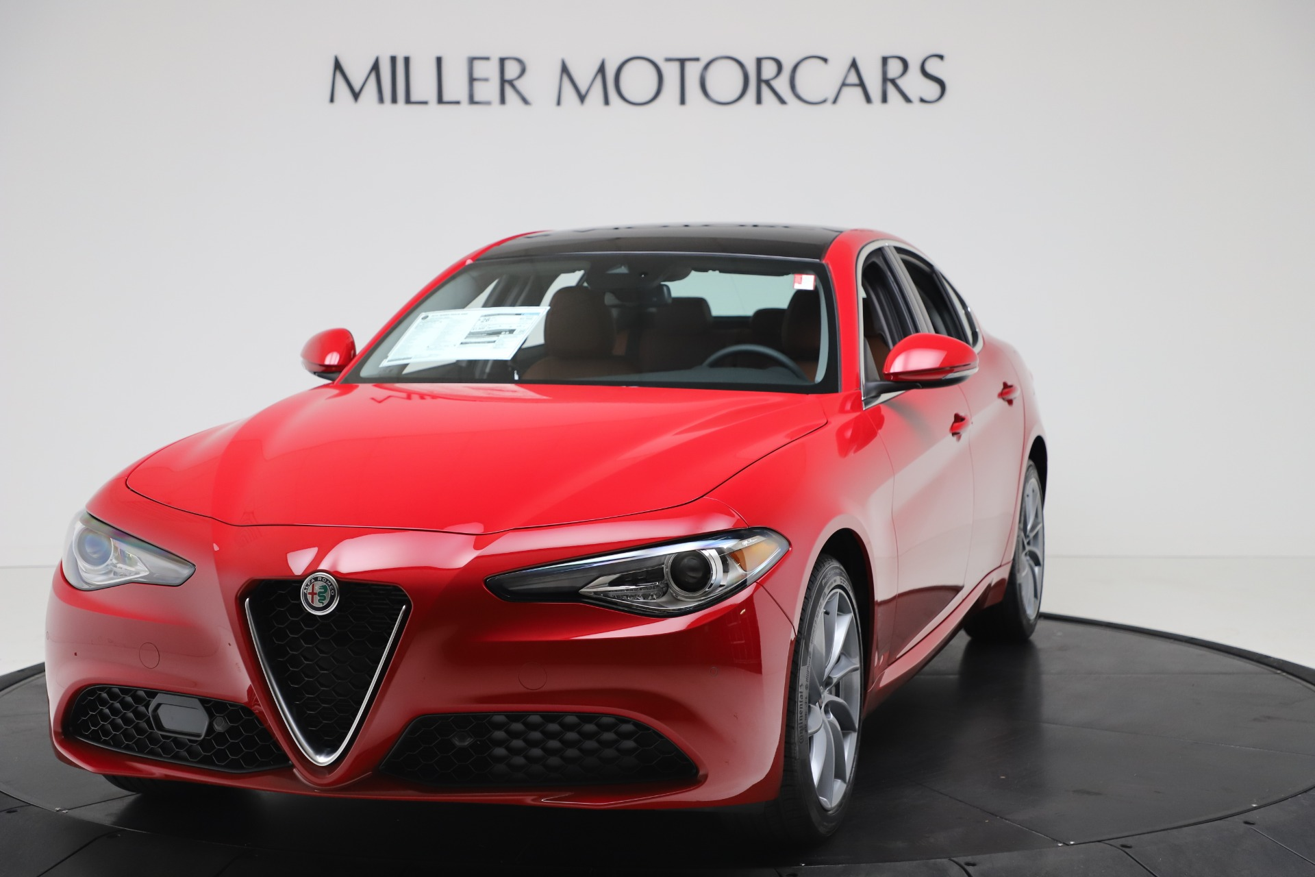 New 2020 Alfa Romeo Giulia Q4 | Greenwich, CT