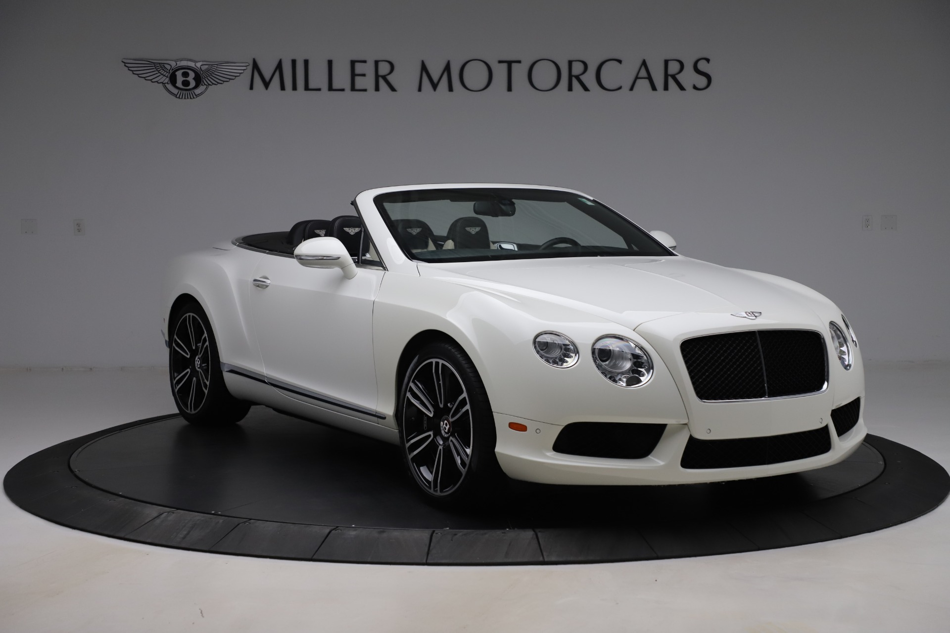 Used 2014 Bentley Continental GTC V8
