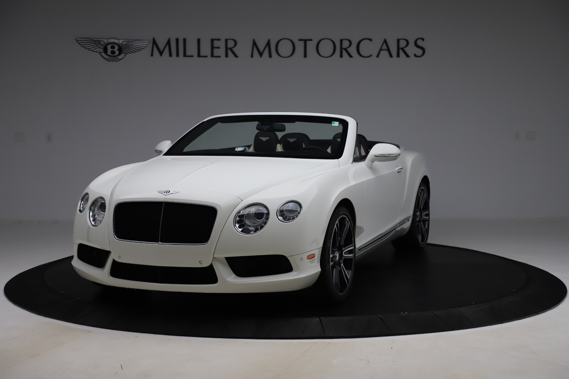 Used 2014 Bentley Continental GT Convertible V8   Greenwich, CT