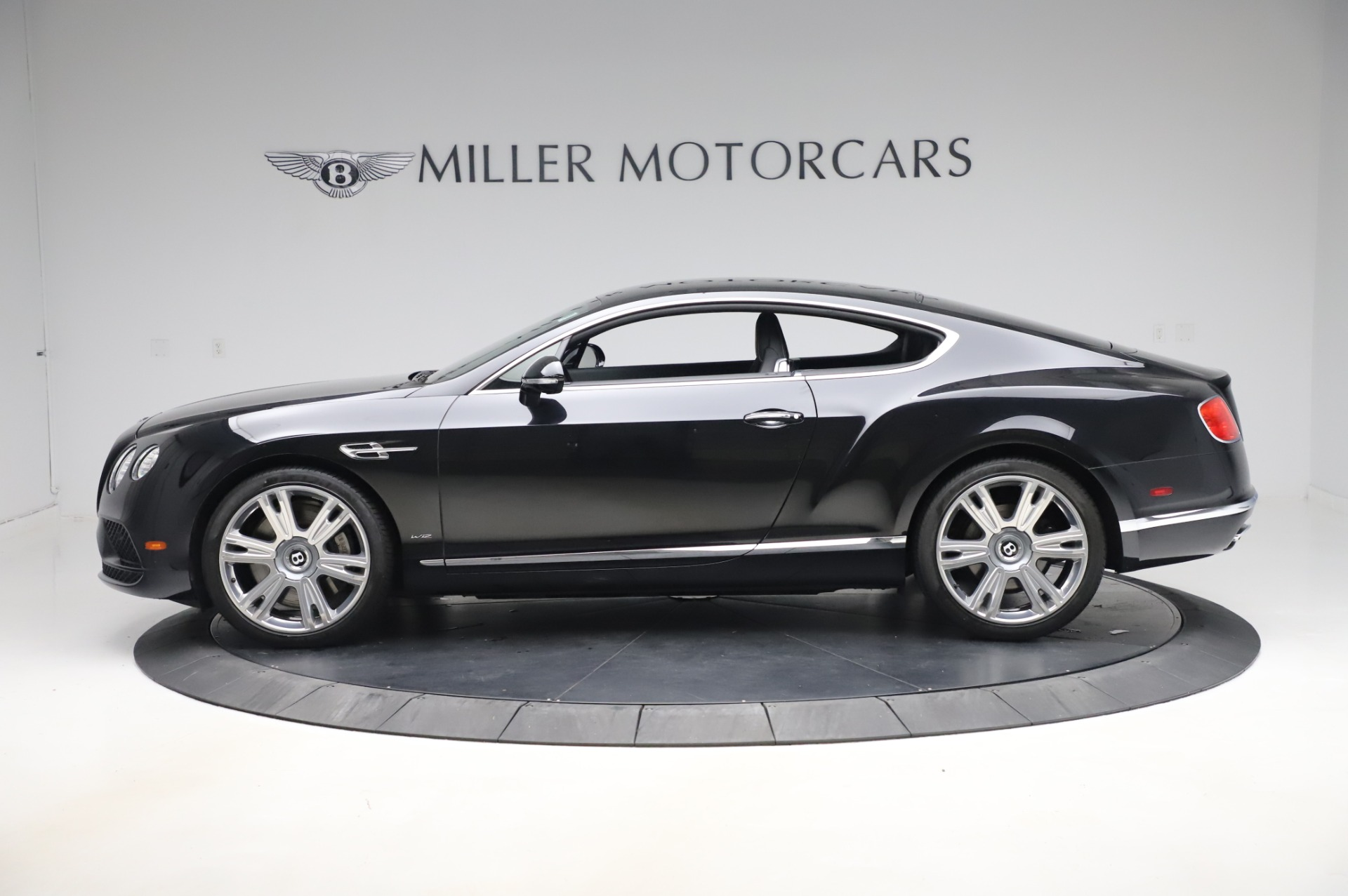 Used 2016 Bentley Continental GT W12