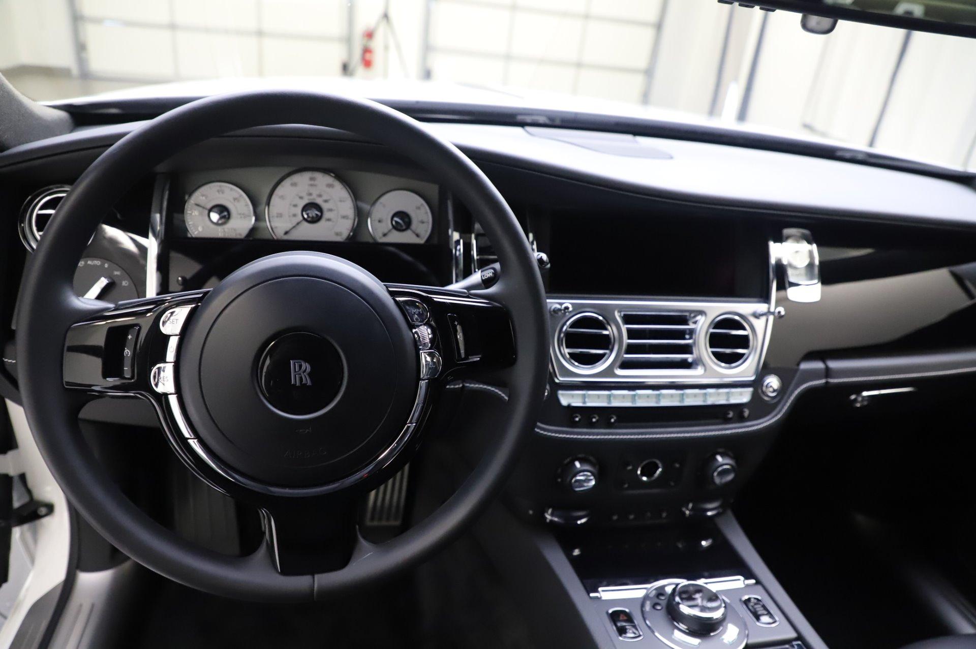 Used 2018 Rolls Royce Ghost