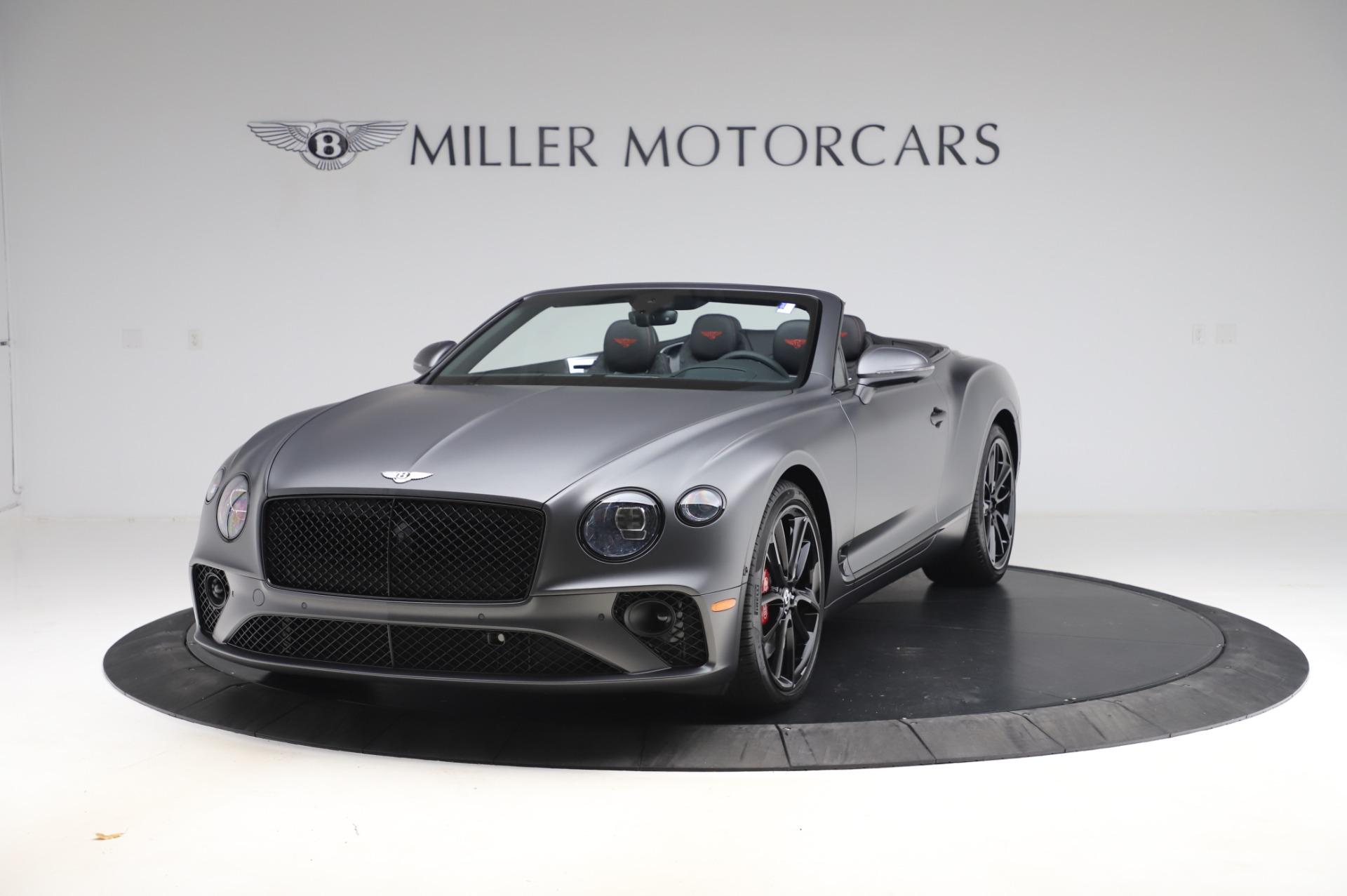 New 2020 Bentley Continental GTC W12   Greenwich, CT
