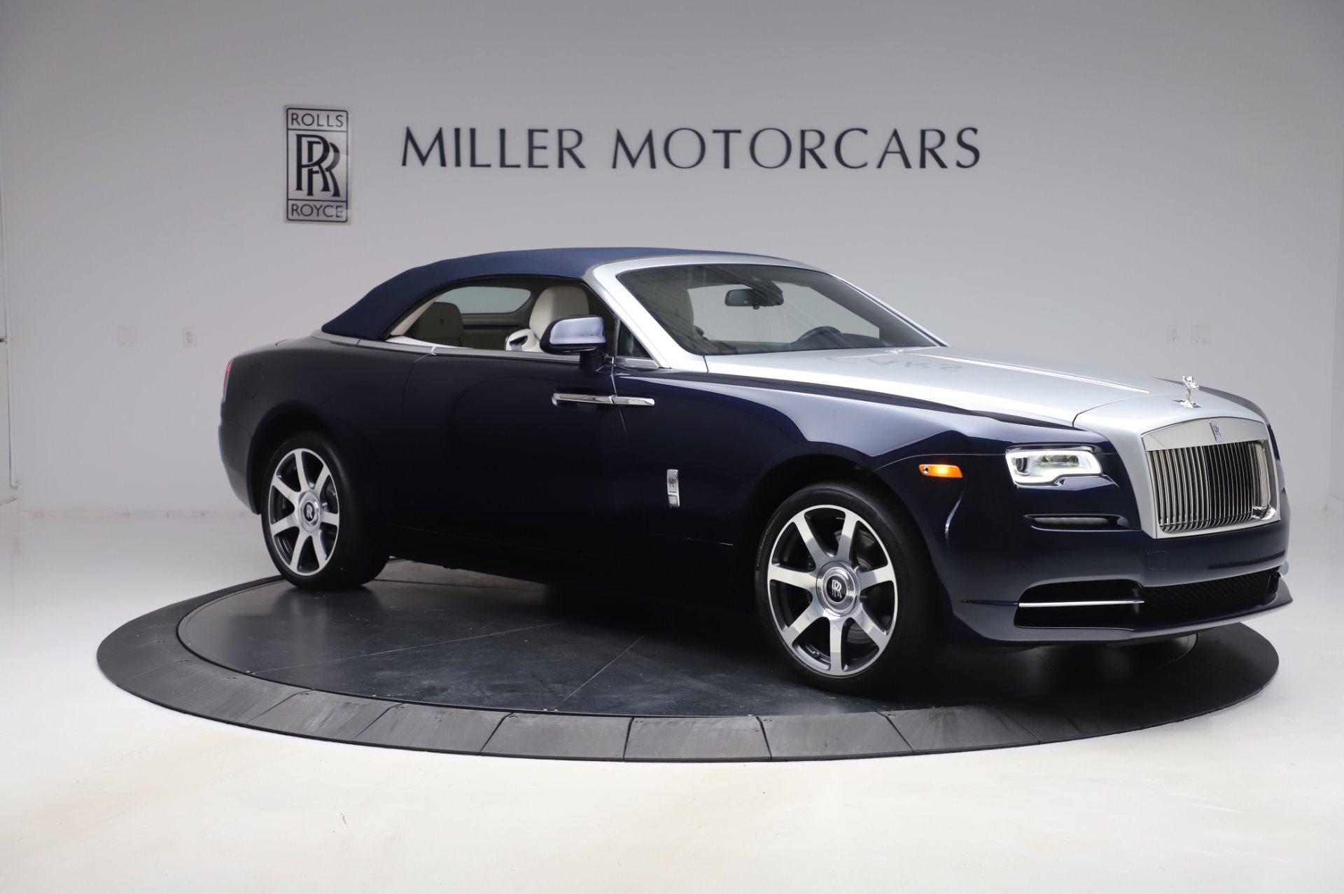 Used 2017 Rolls Royce Dawn Base