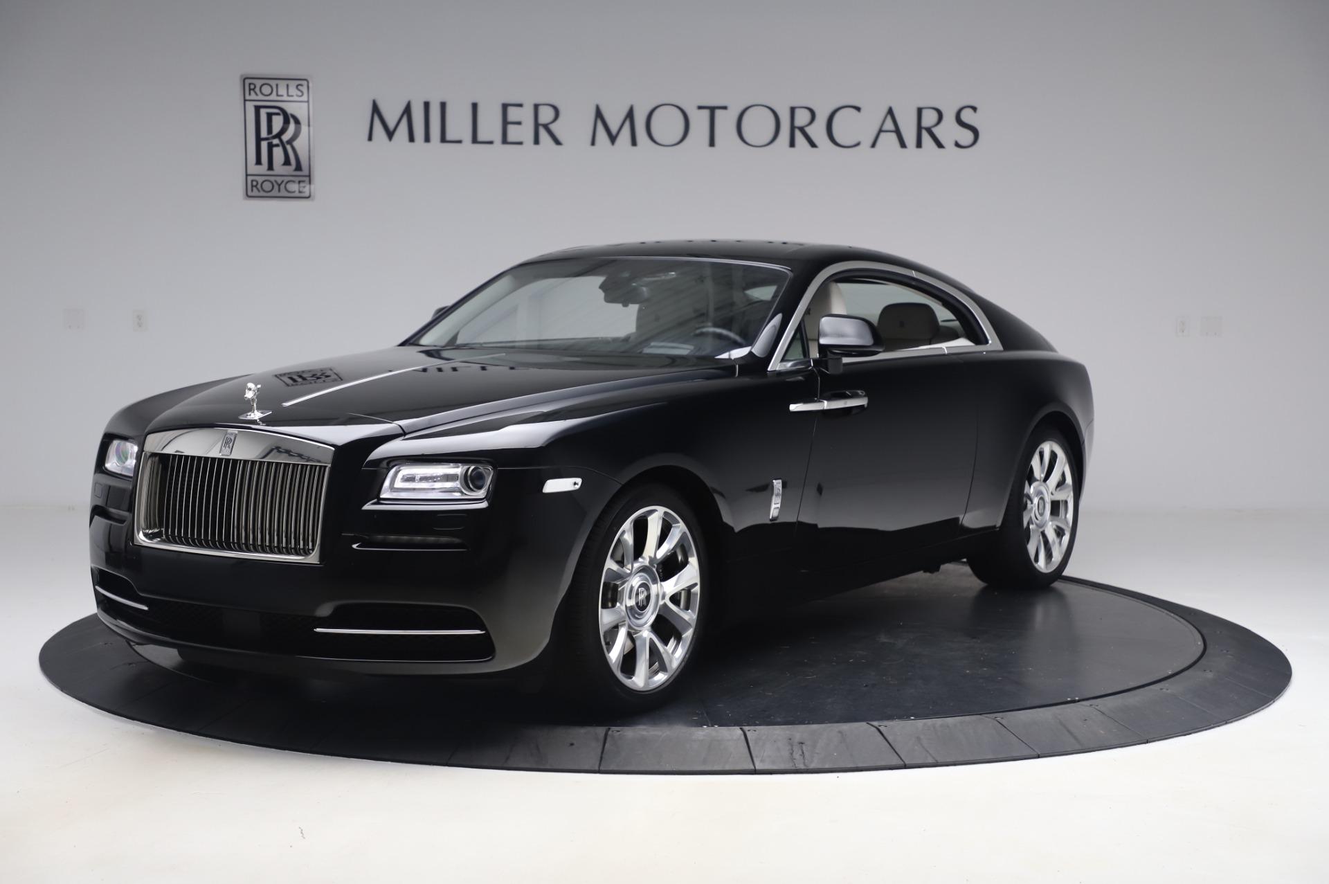 Used 2015 Rolls Royce Wraith Base