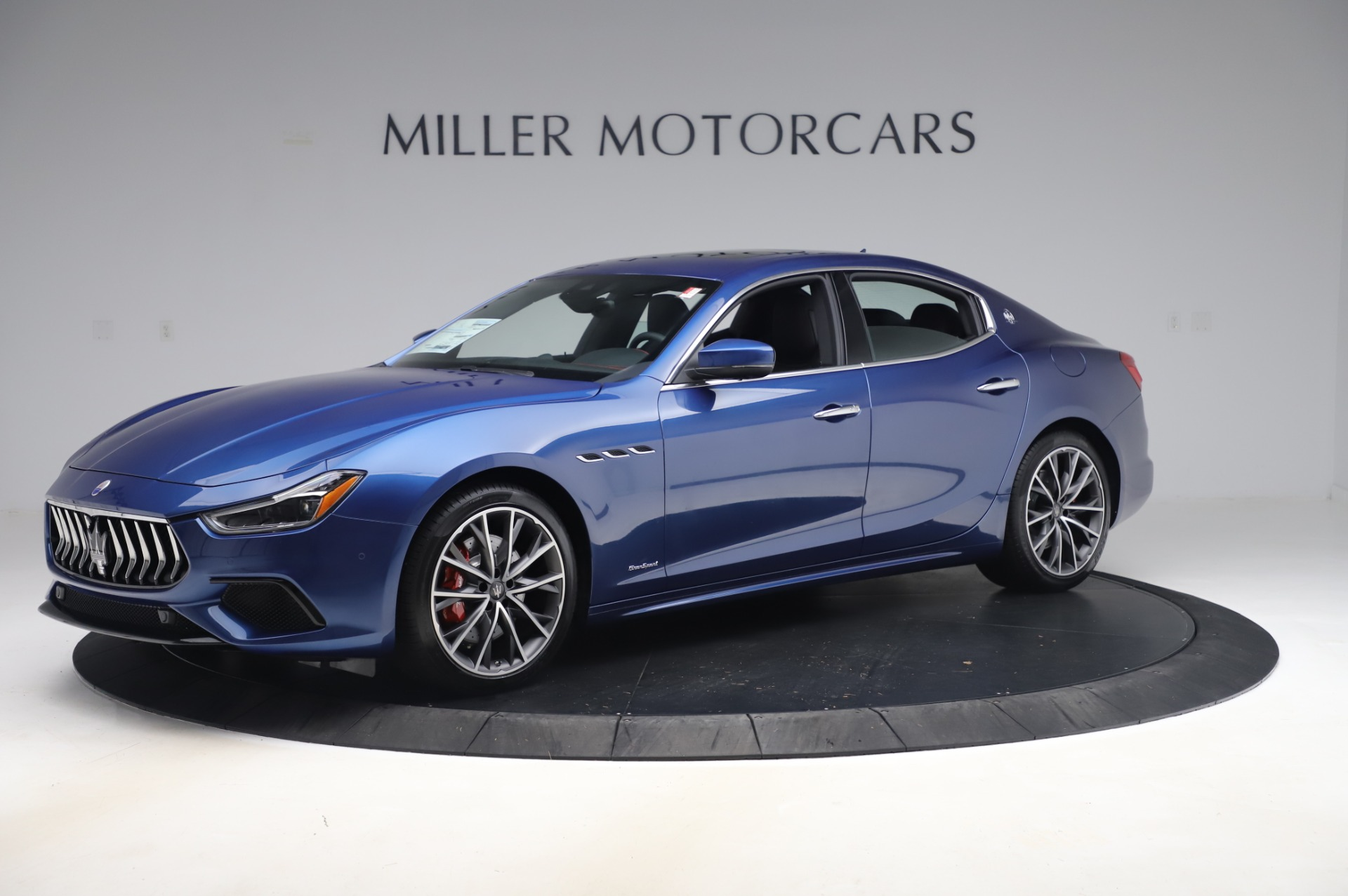 New 2020 Maserati Ghibli S Q4 GranSport