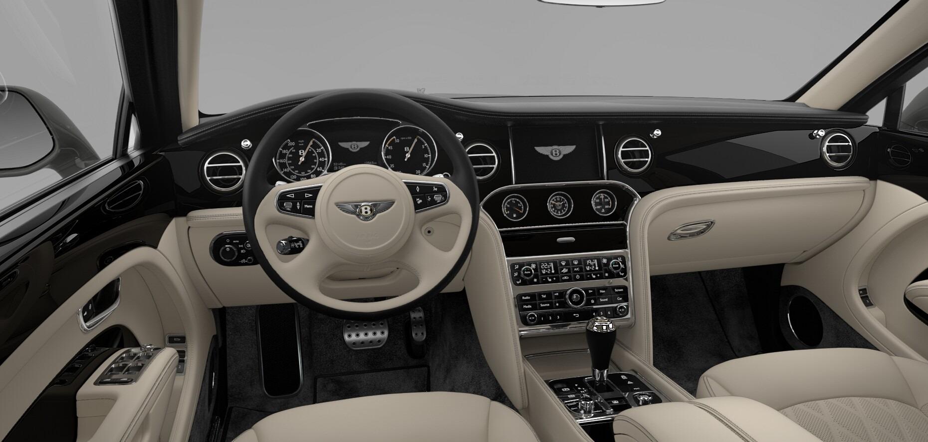 New 2020 Bentley Mulsanne