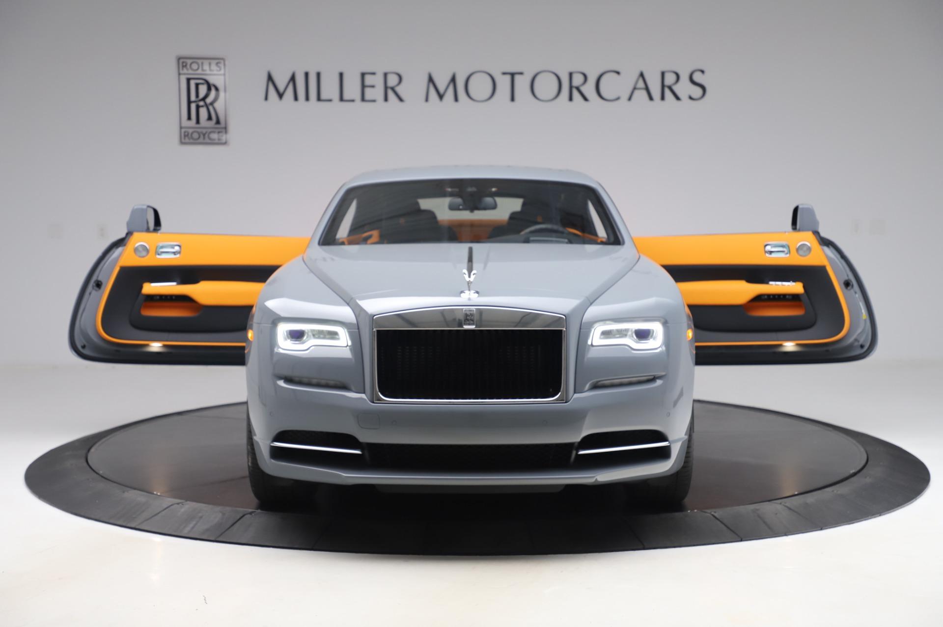 Used 2020 Rolls Royce Wraith