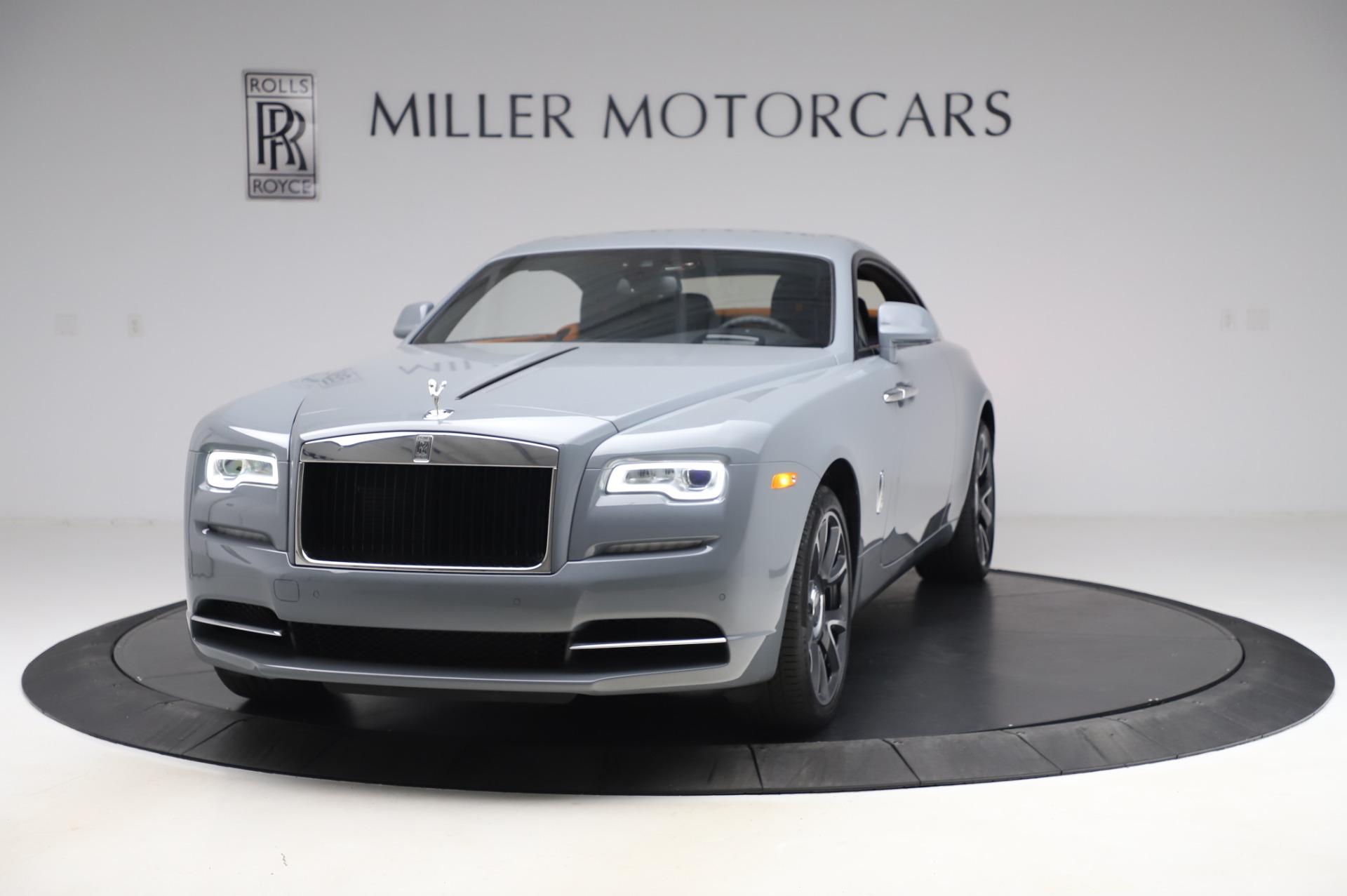 New 2020 Rolls-Royce Wraith    Greenwich, CT