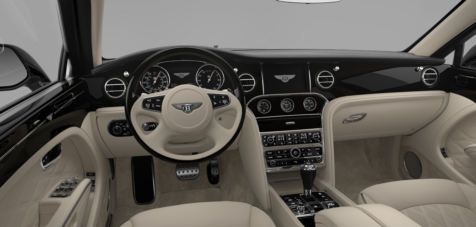 New 2020 Bentley Mulsanne Speed