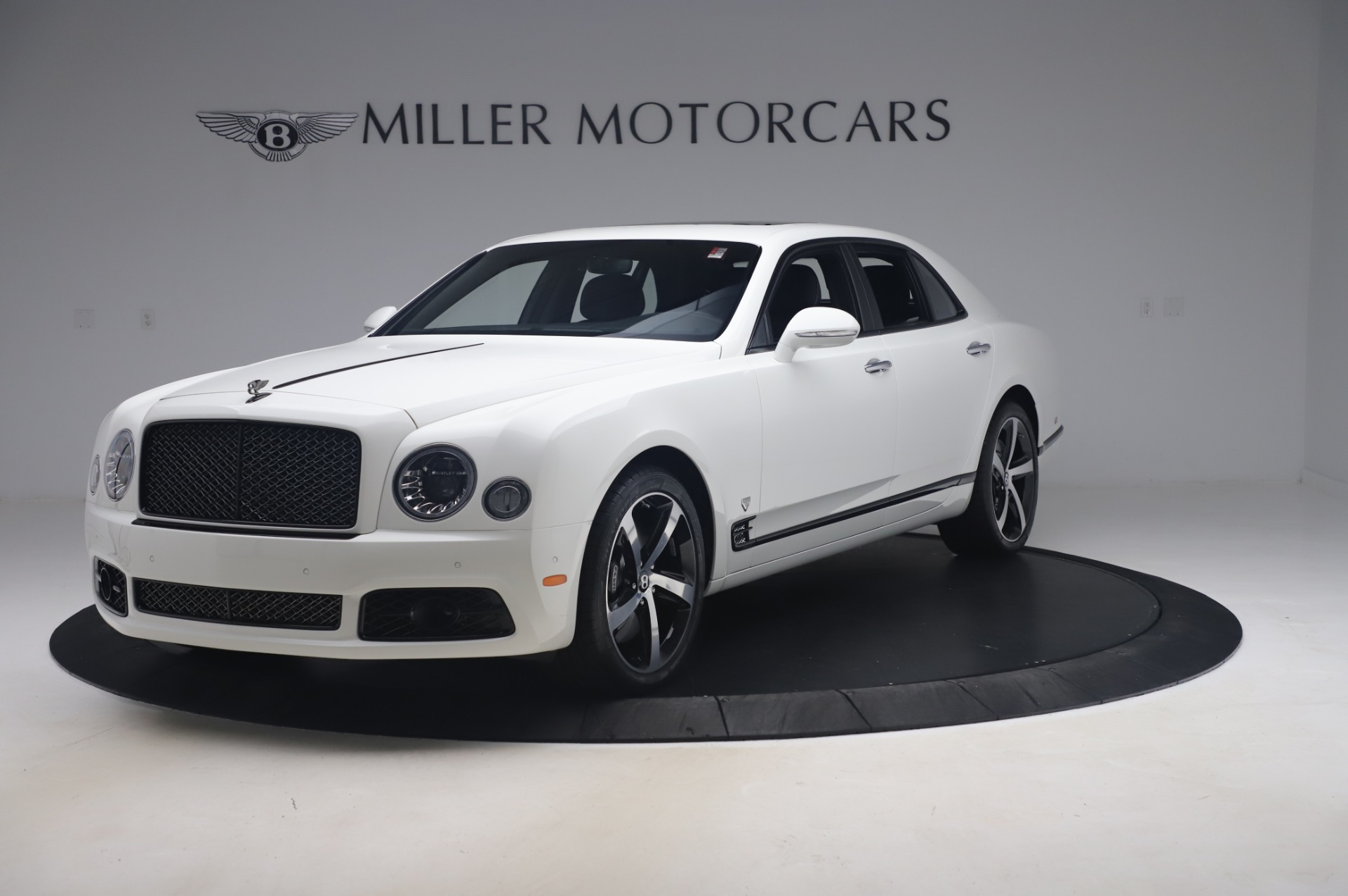 New 2020 Bentley Mulsanne 6.75 Edition by Mulliner | Greenwich, CT